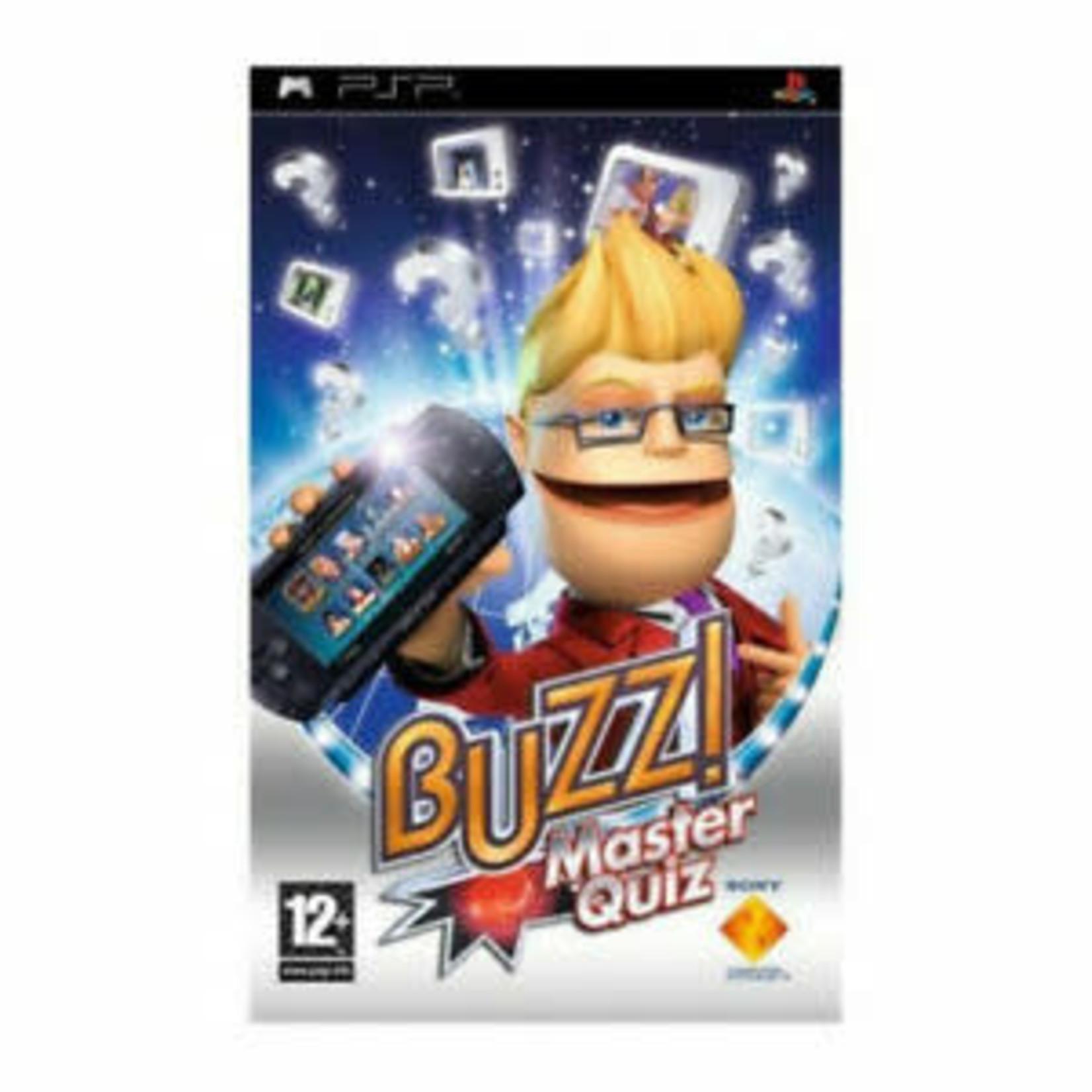 PSPU-Buzz! Master Quiz