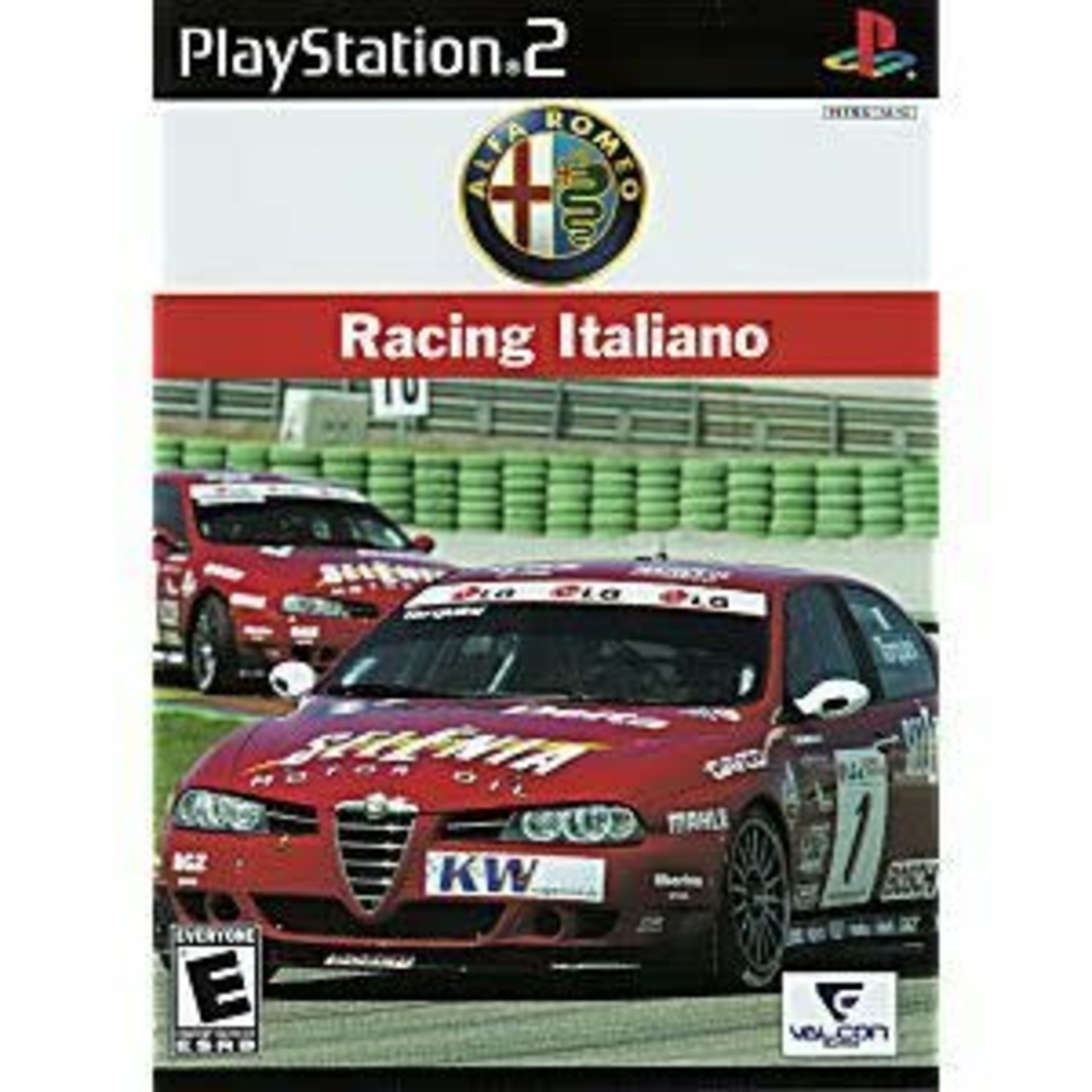 PS2u-ALFA Romeo Racing Italiano