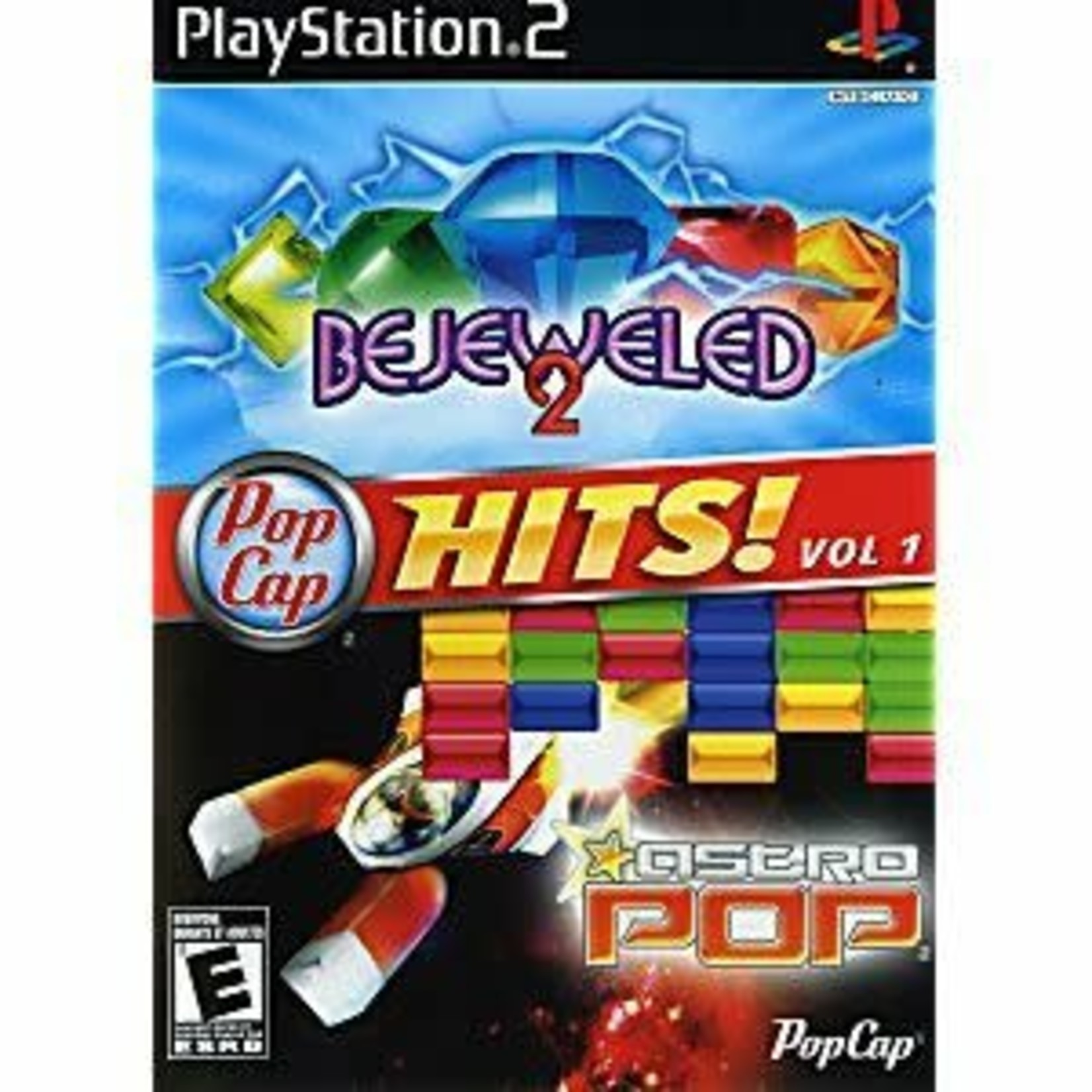 PS2U-POPCAP HITS vol.1