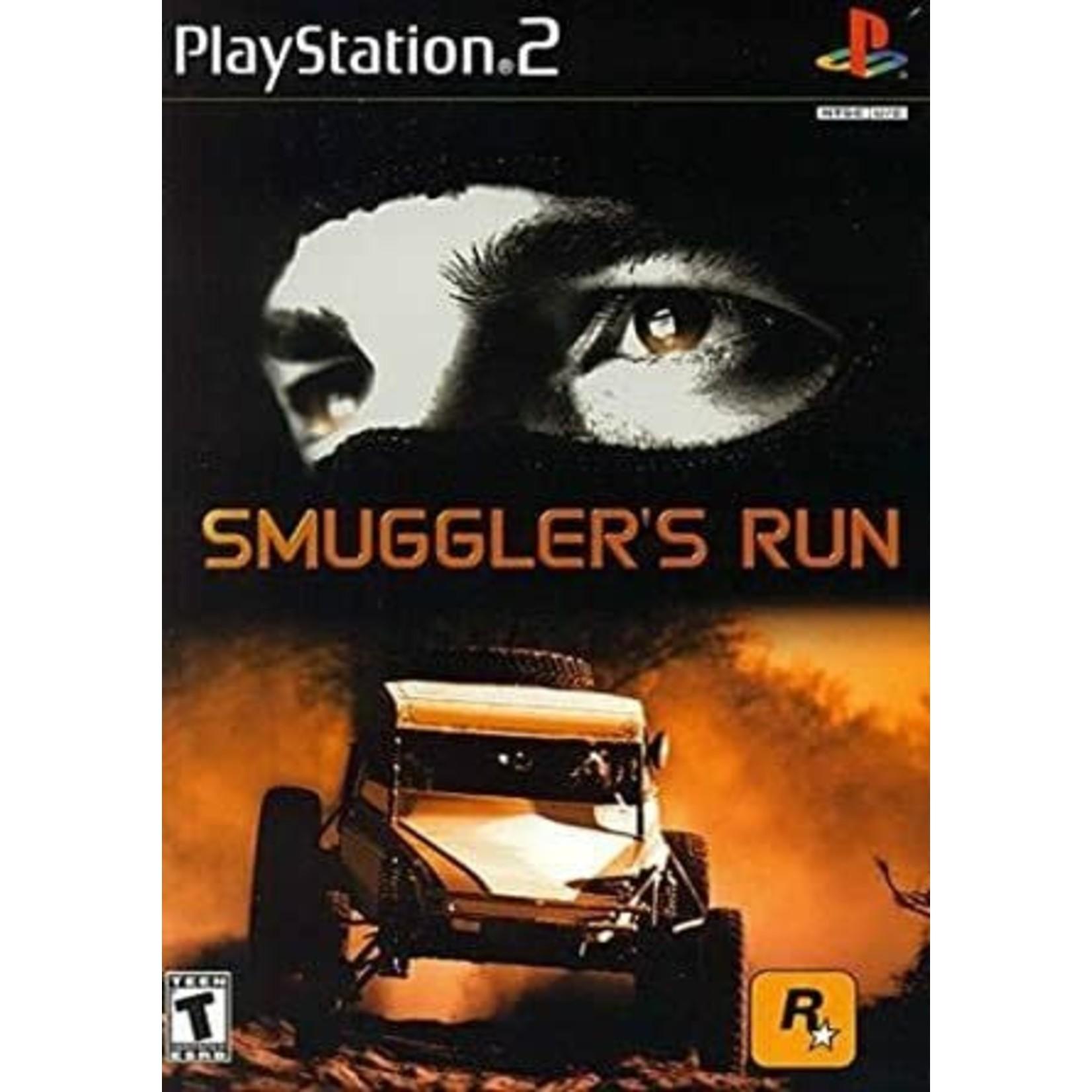 PS2U-Smuggler's Run