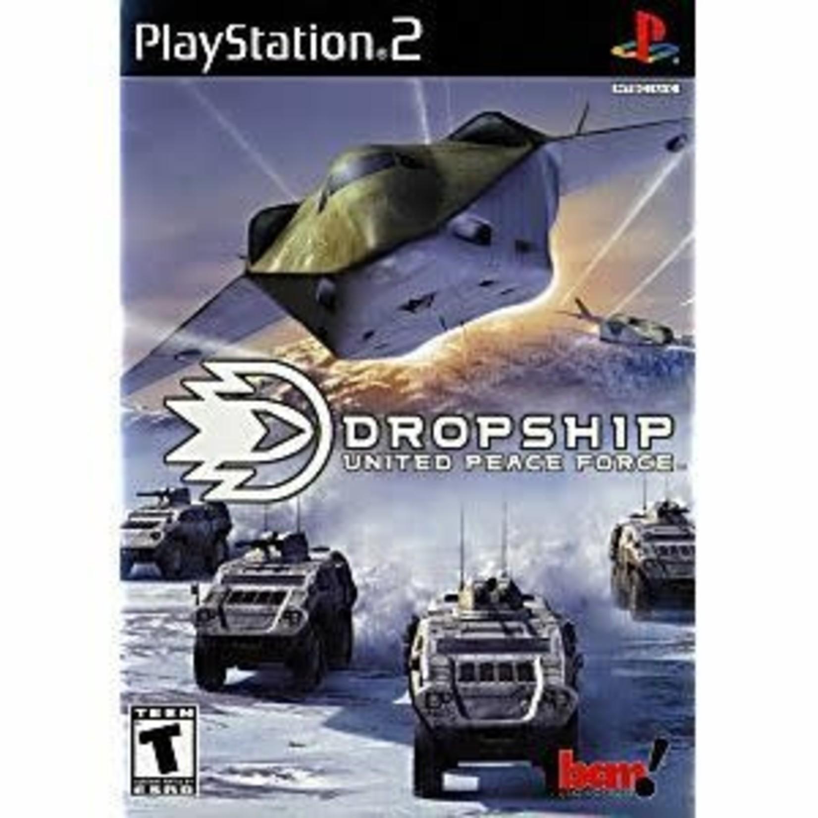 PS2U-DROPSHIP UNITED PEACE FORCE