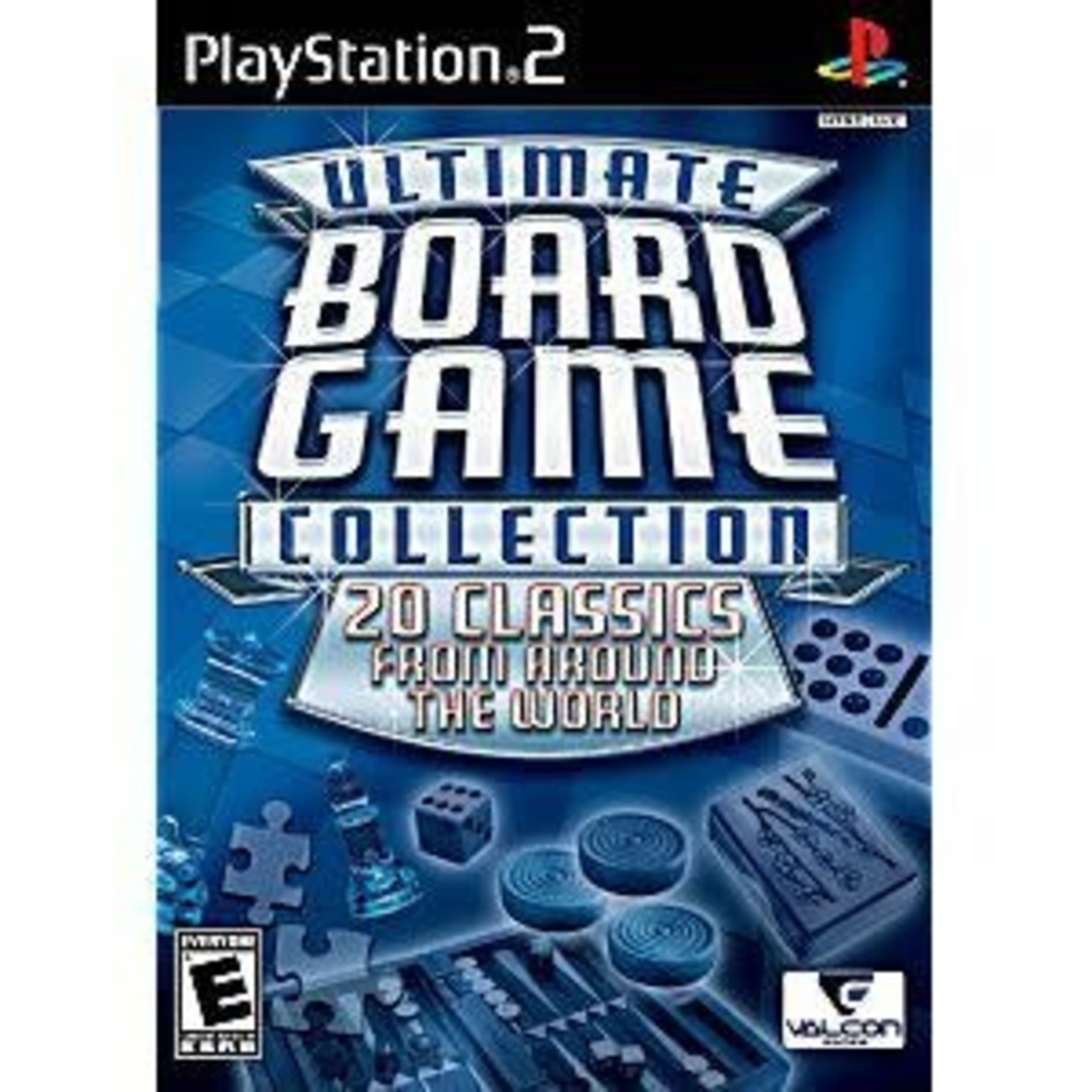 PS2U-ULTIMATE BOARD GAME COLLECTION
