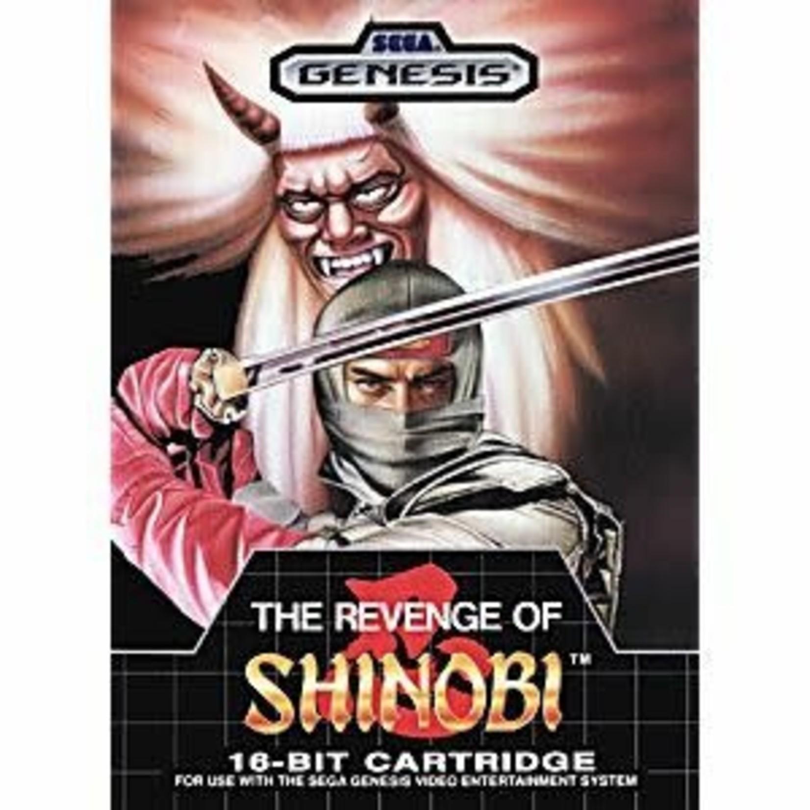 sgu-The Revenge Of Shinobi (inclassicsbox)