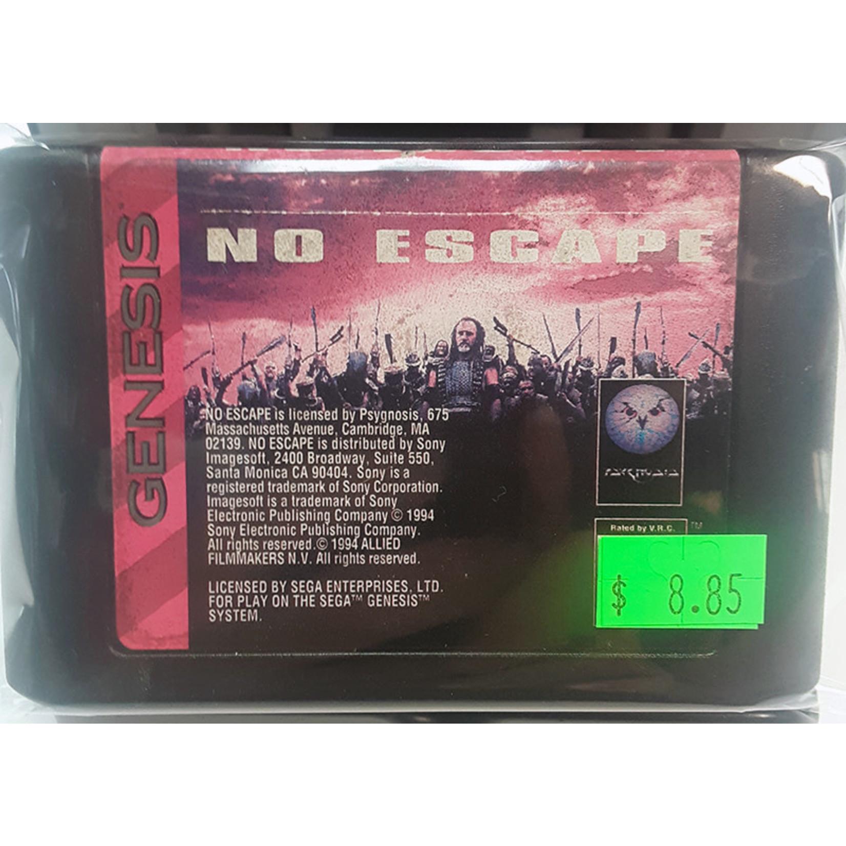 sgu-NO ESCAPE (cartridge)