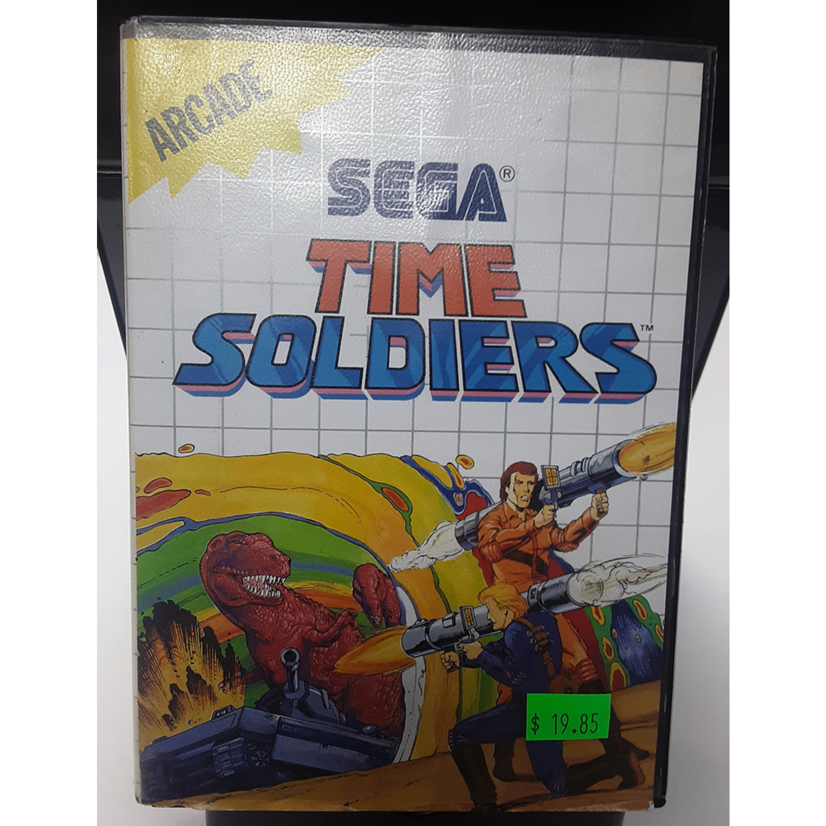 SMU-Time Soldiers (in box)