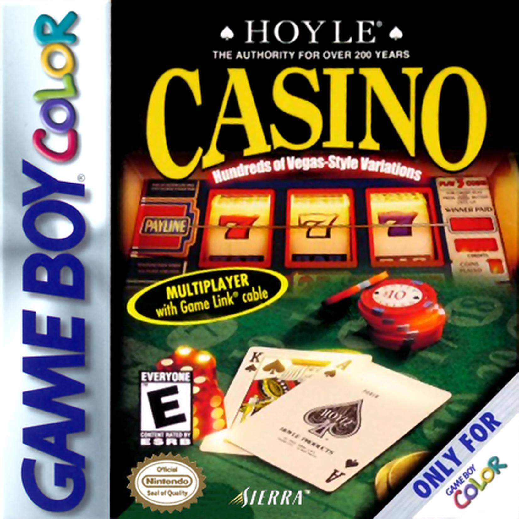 GBCU-Casino FunPak (CARTRIDGE)