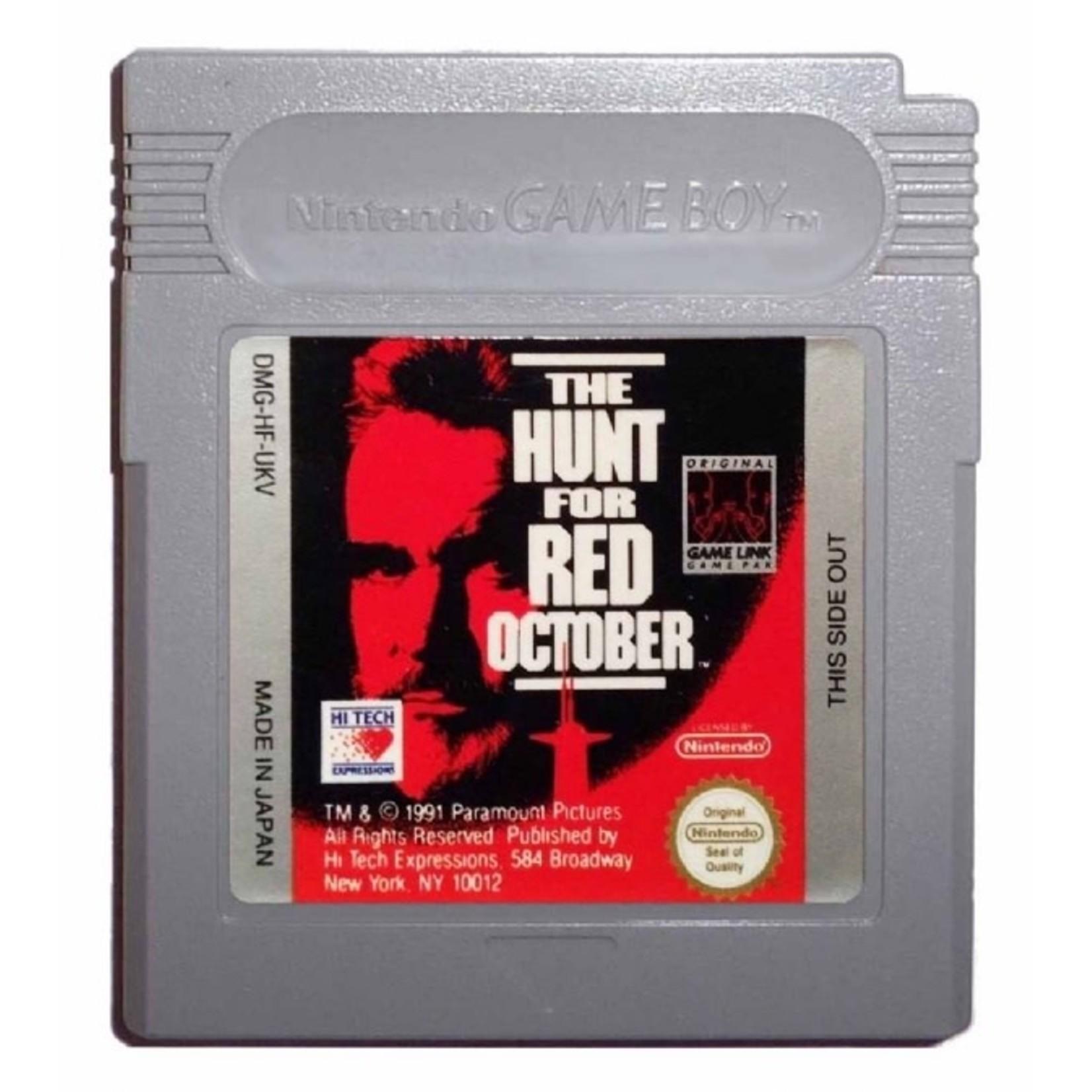 GBU-Hunt For Red October (CARTRIDGE)
