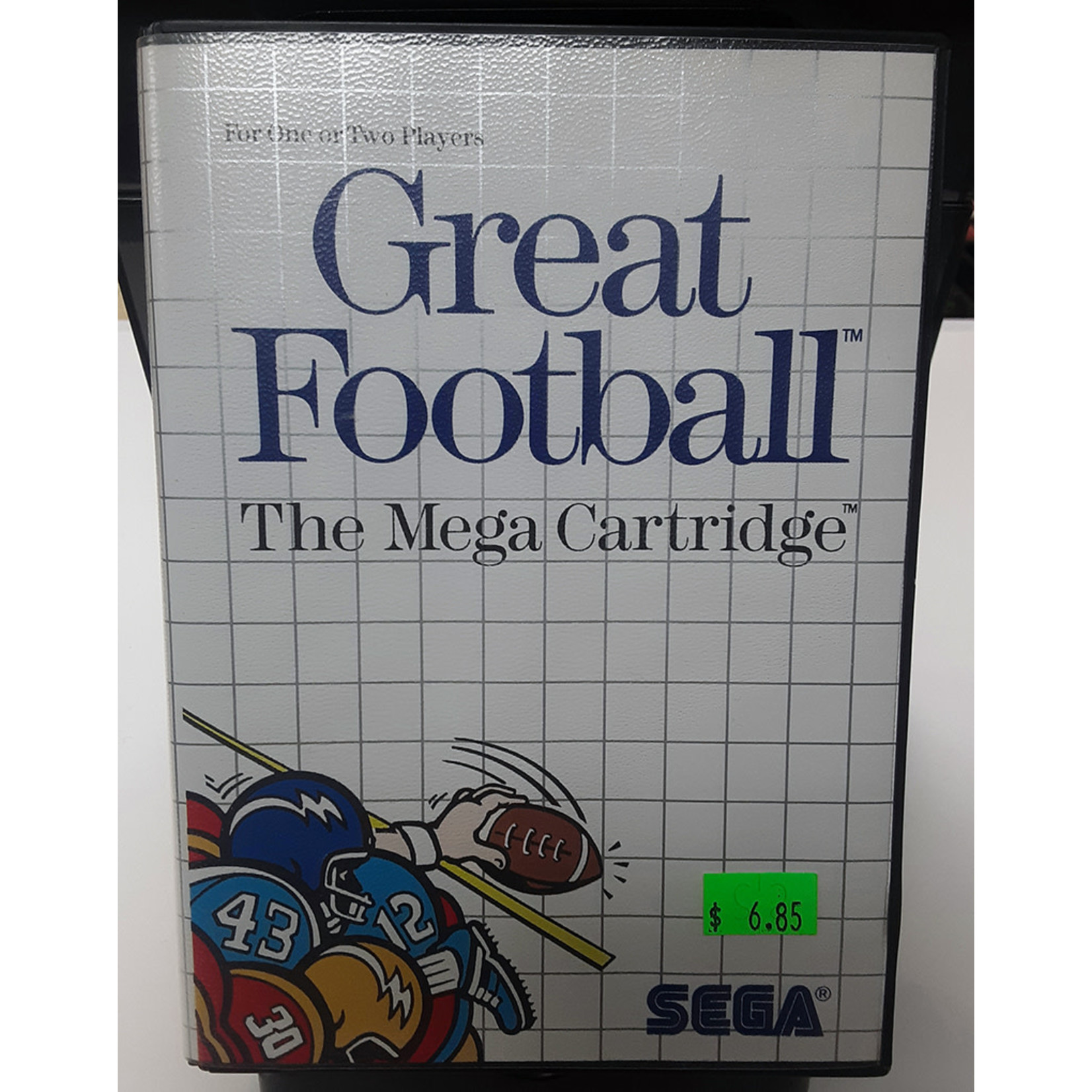 SMU-Great Football (boxed)