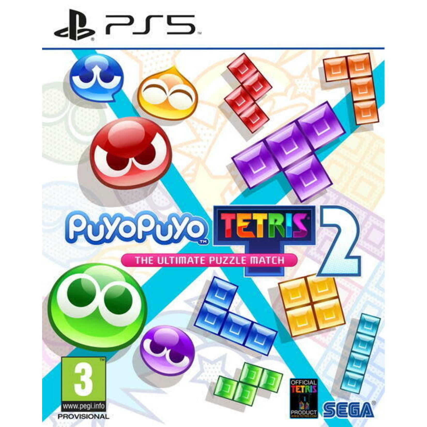 PS5-Puyo Puyo Tetris 2