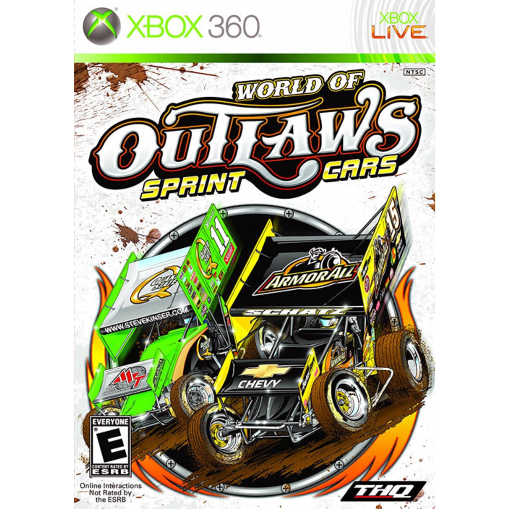 X3U-World of Outlaws: Sprint Cars