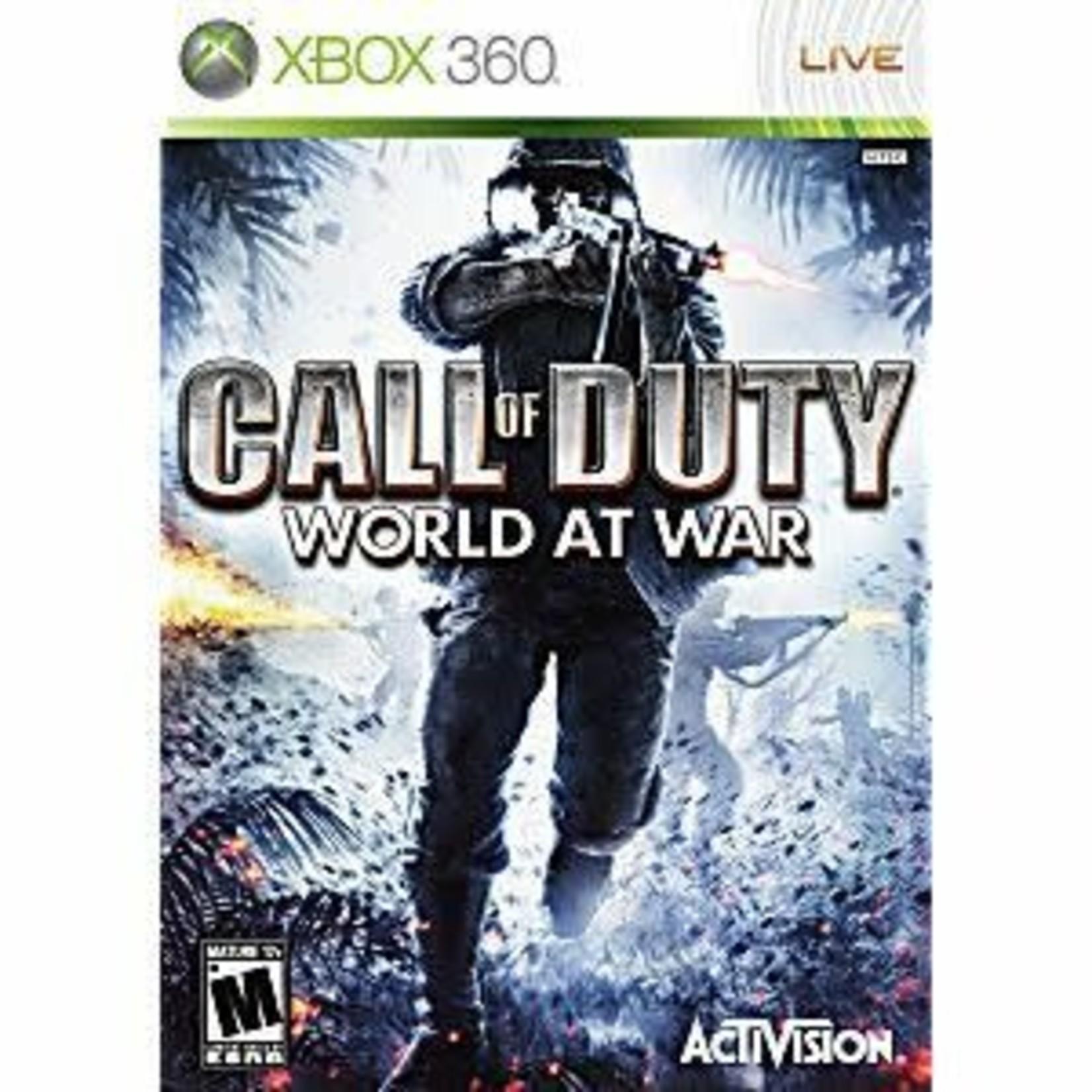 X3U-Call of Duty: World at War