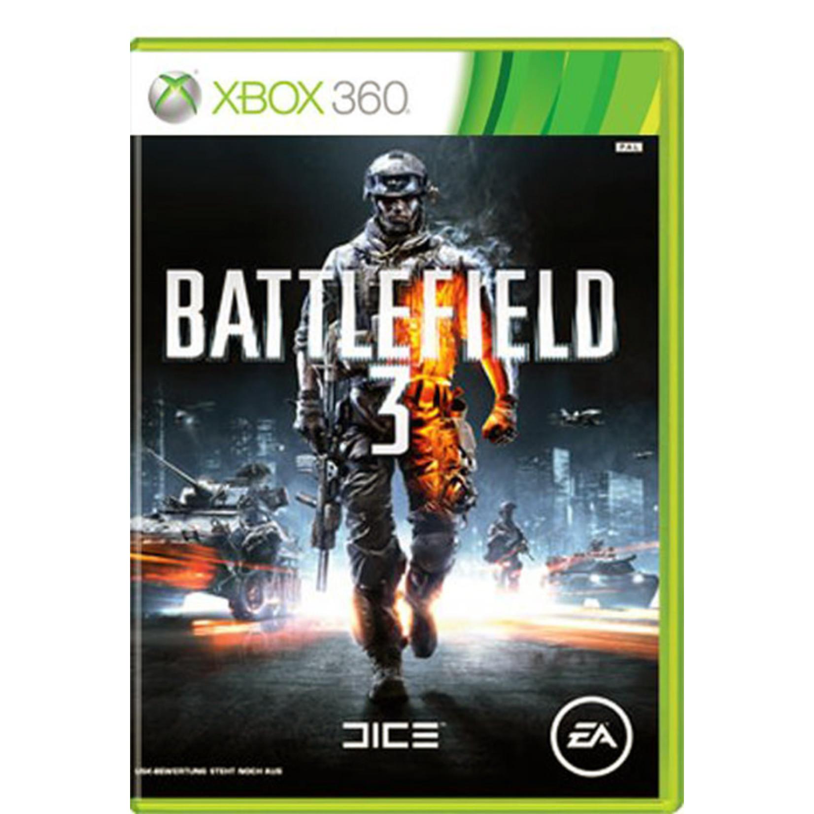 X3U-Battlefield 3