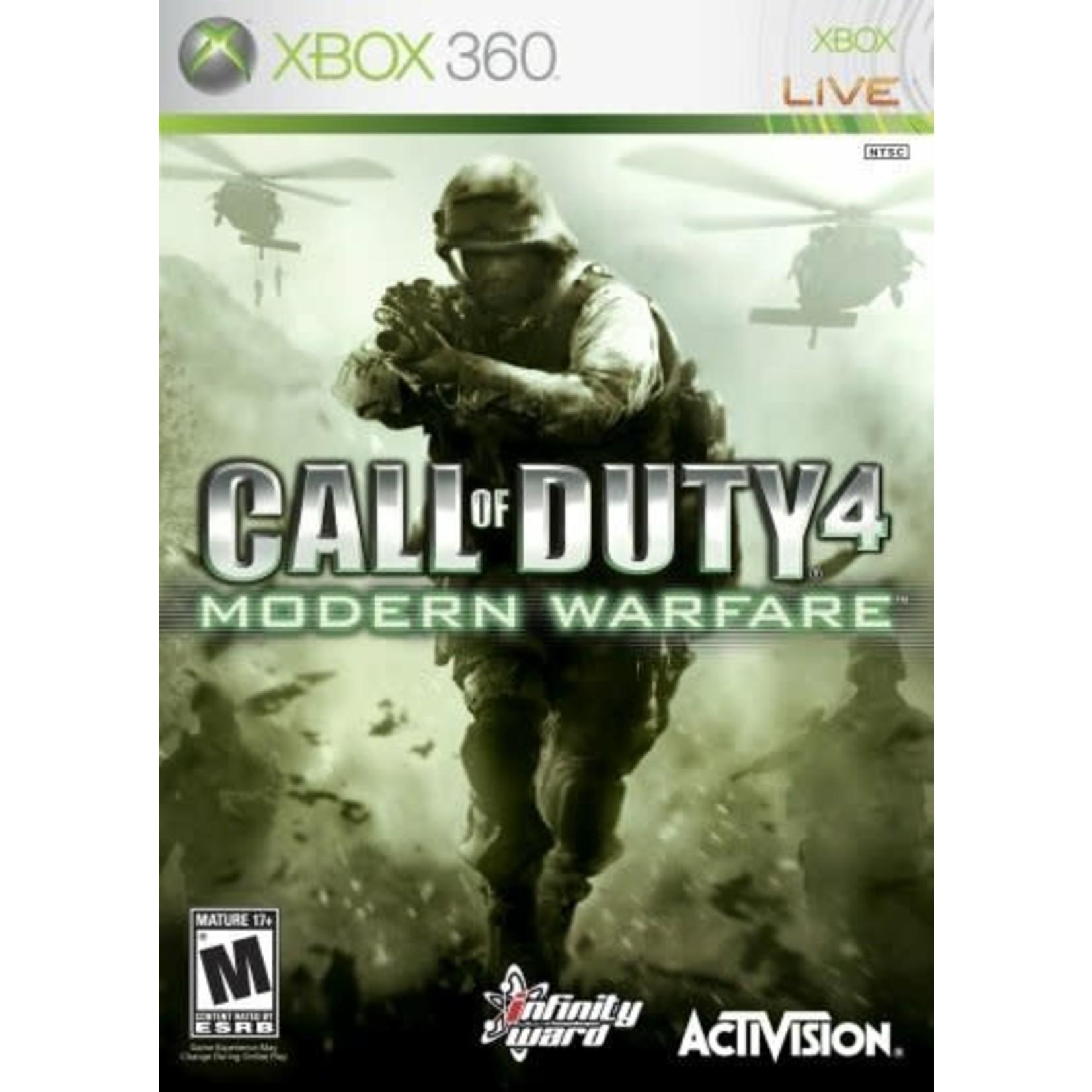 X3U-Call of Duty 4 Modern Warfare