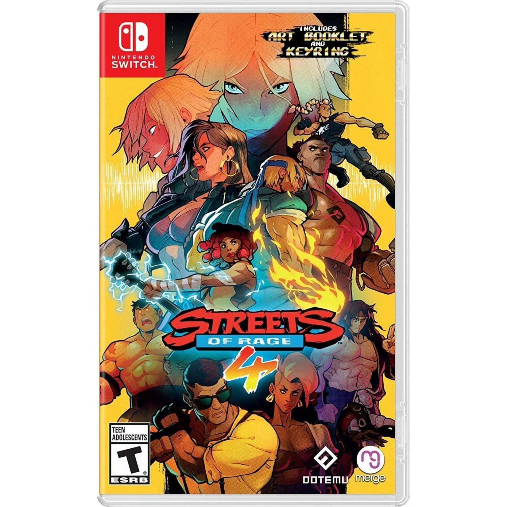 SWITCH-STREETS OF RAGE 4