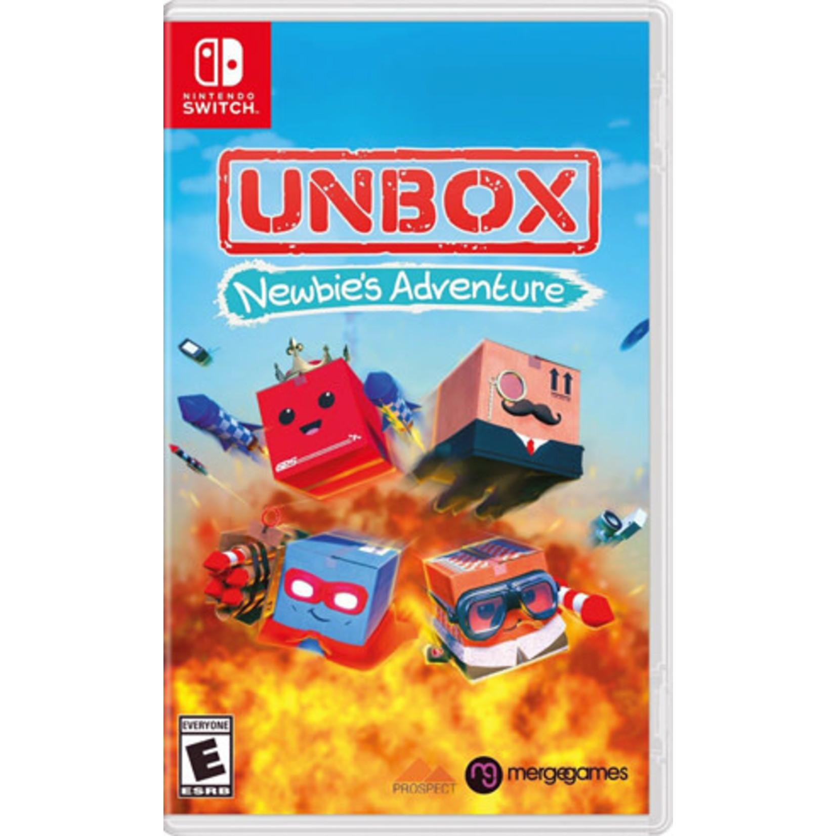 Switch-Unbox:Newbie's Adventure