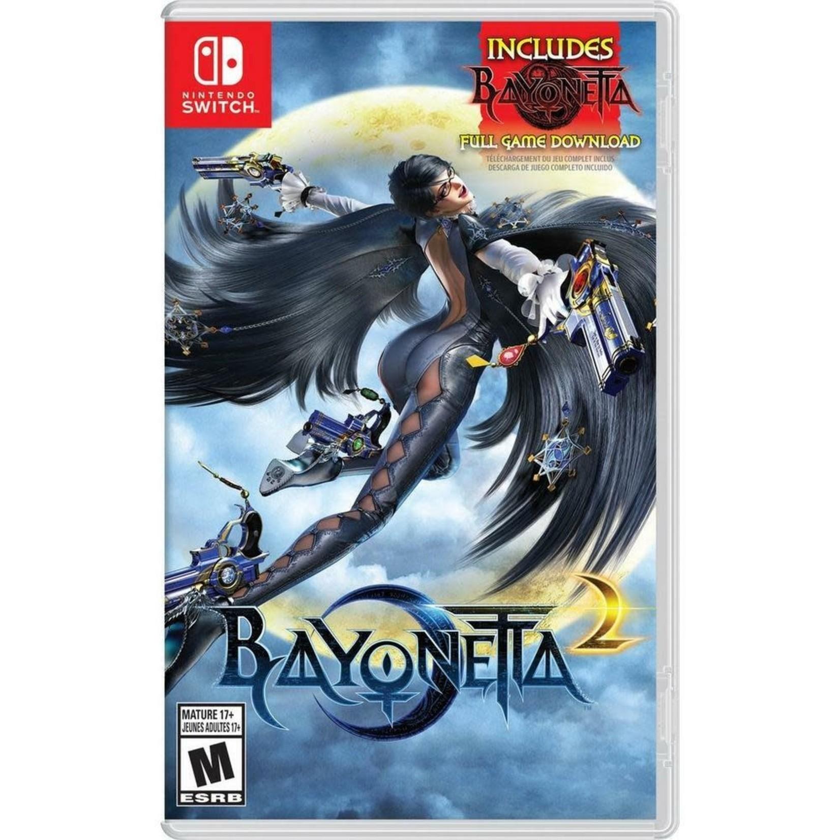 switchu-Bayonetta 2 w/o code