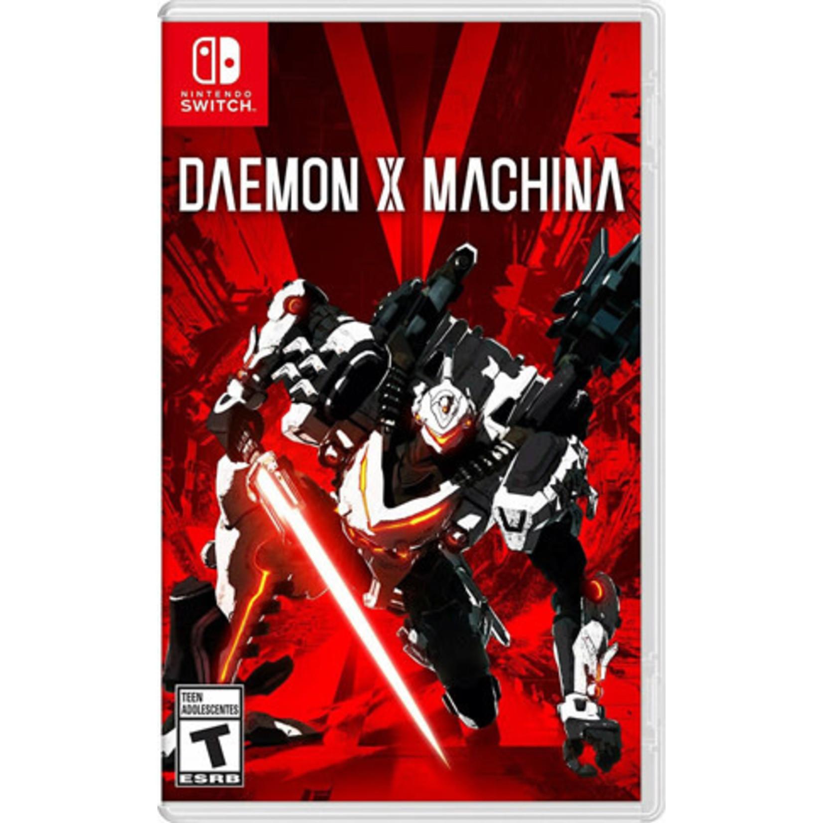 SWITCH-Daemon X Machina