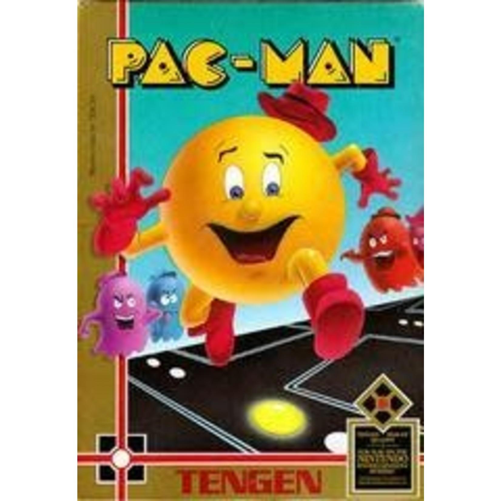 nesu-Pac-Man [Tengen] (inbox)