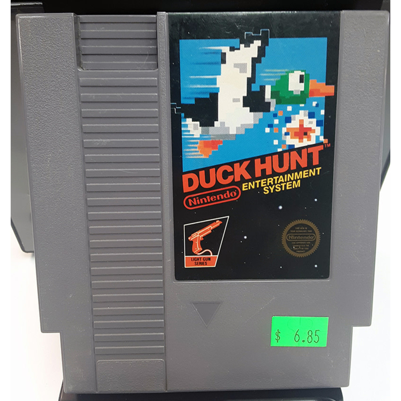 NESU-DUCK HUNT (cartridge)