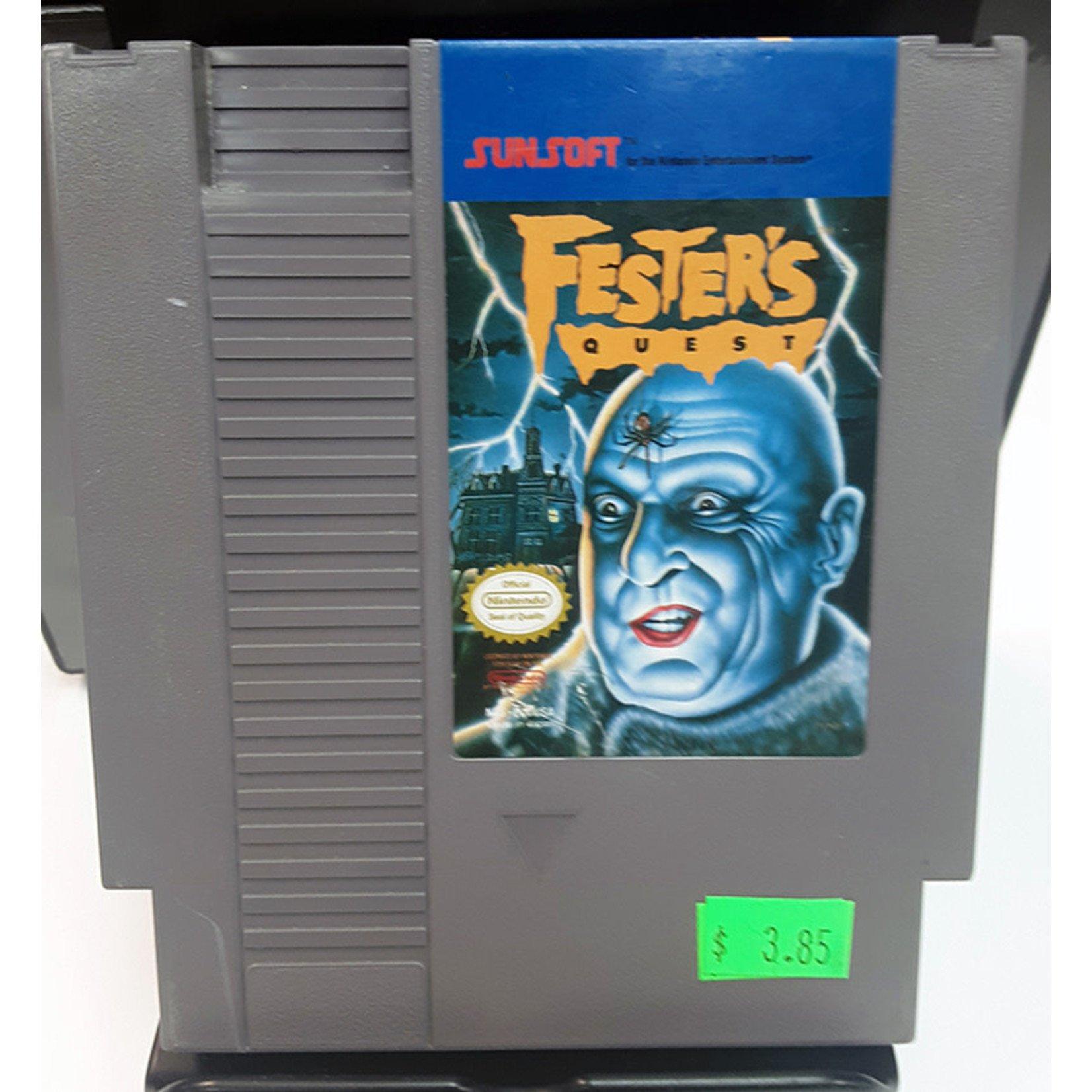 nesu-Fester's Quest (cartridge)