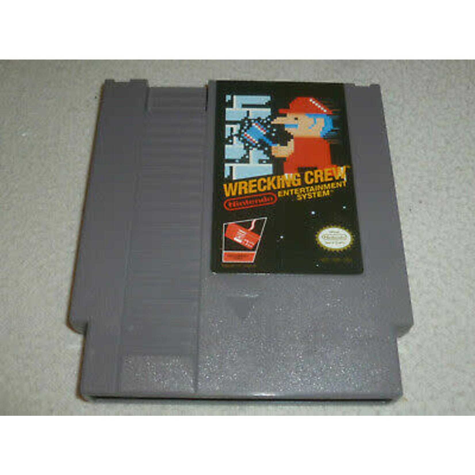 NESU-Wrecking Crew (cartridge)