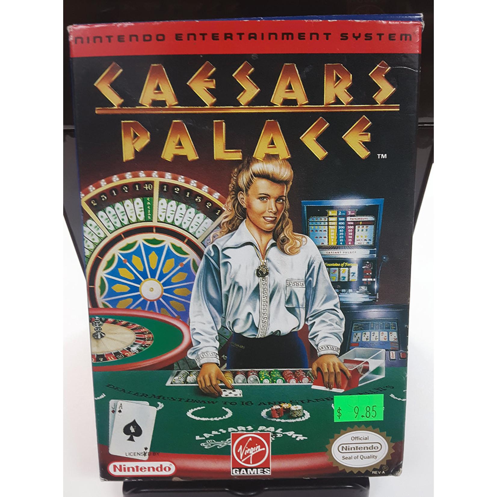 NESU-Caesar's Palace (in box)