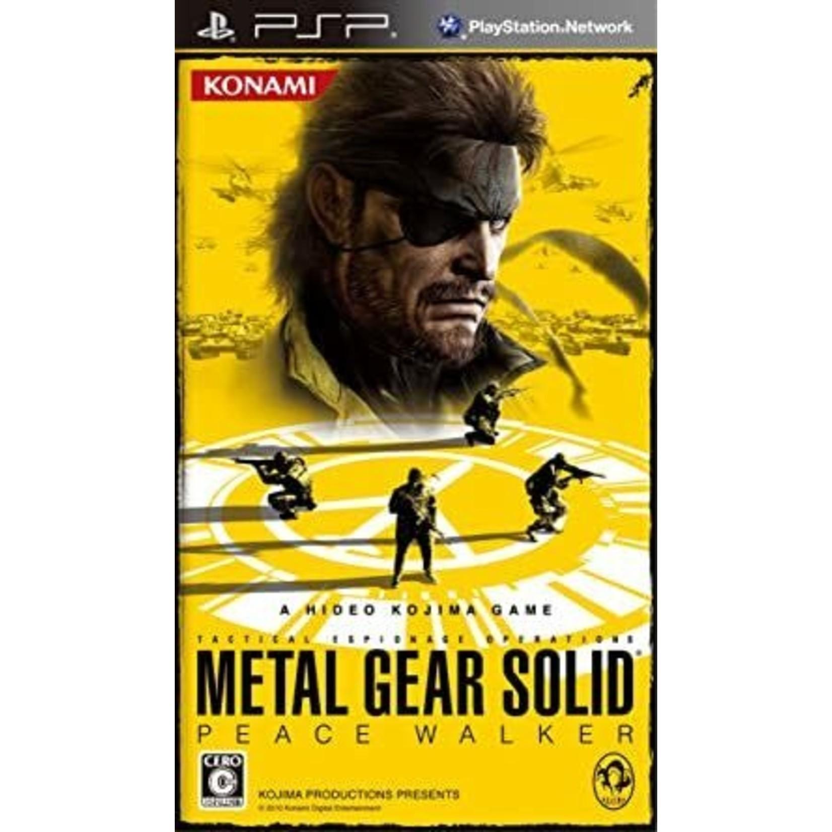 IMPORT-PSPU-Metal Gear Solid Peace Walker