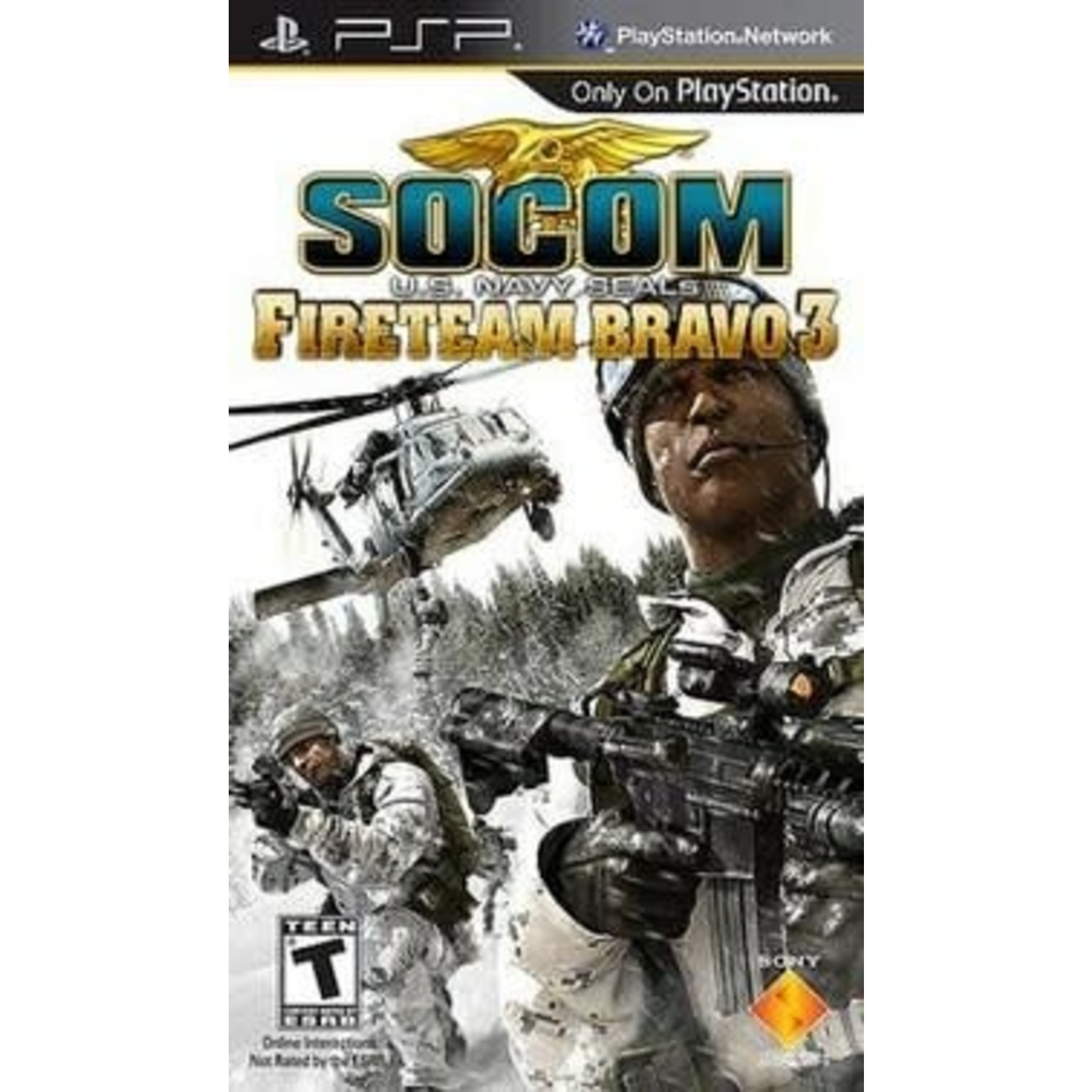 pspu-Socom Fireteam Bravo 3