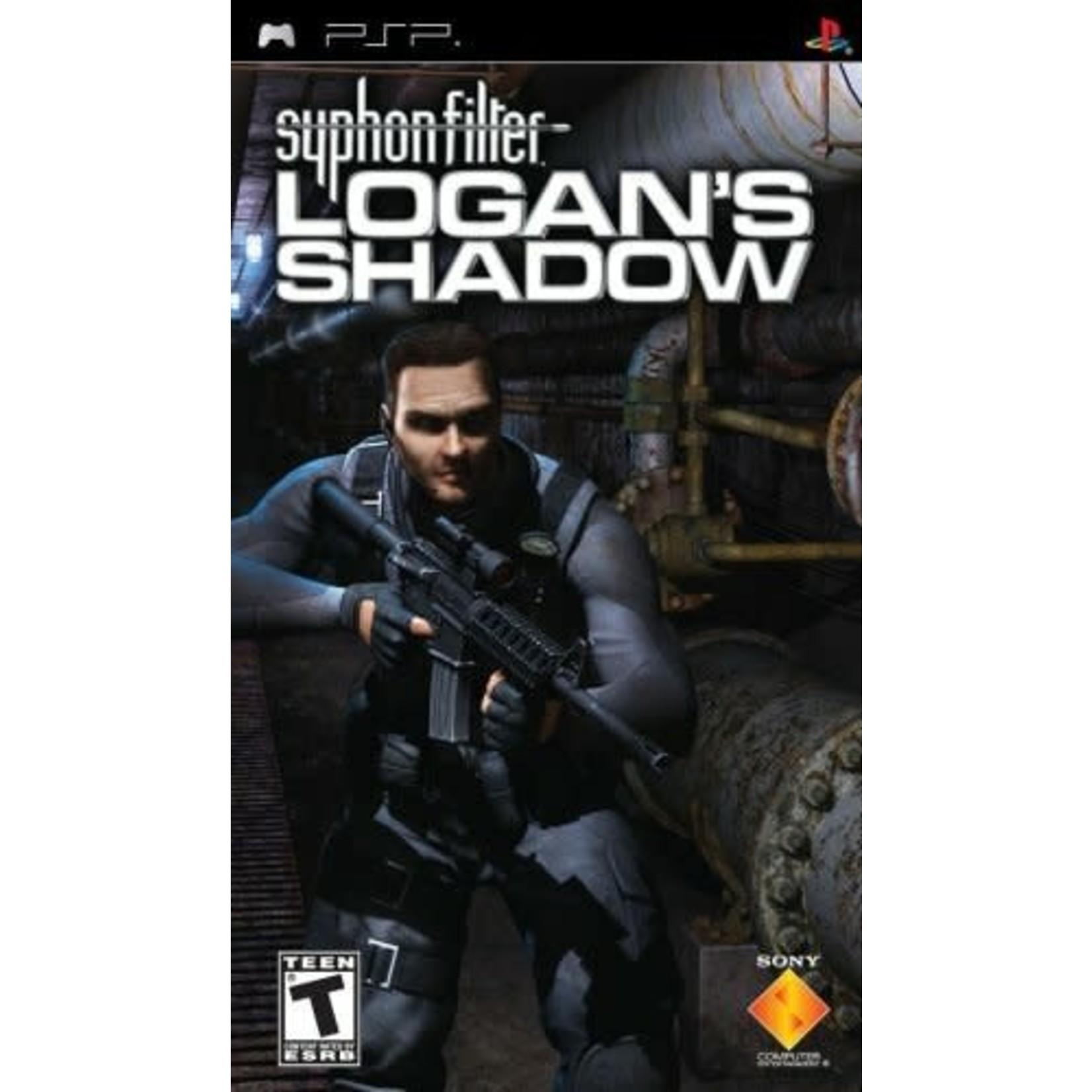 pspu-Syphon Filter Logan's Shadow