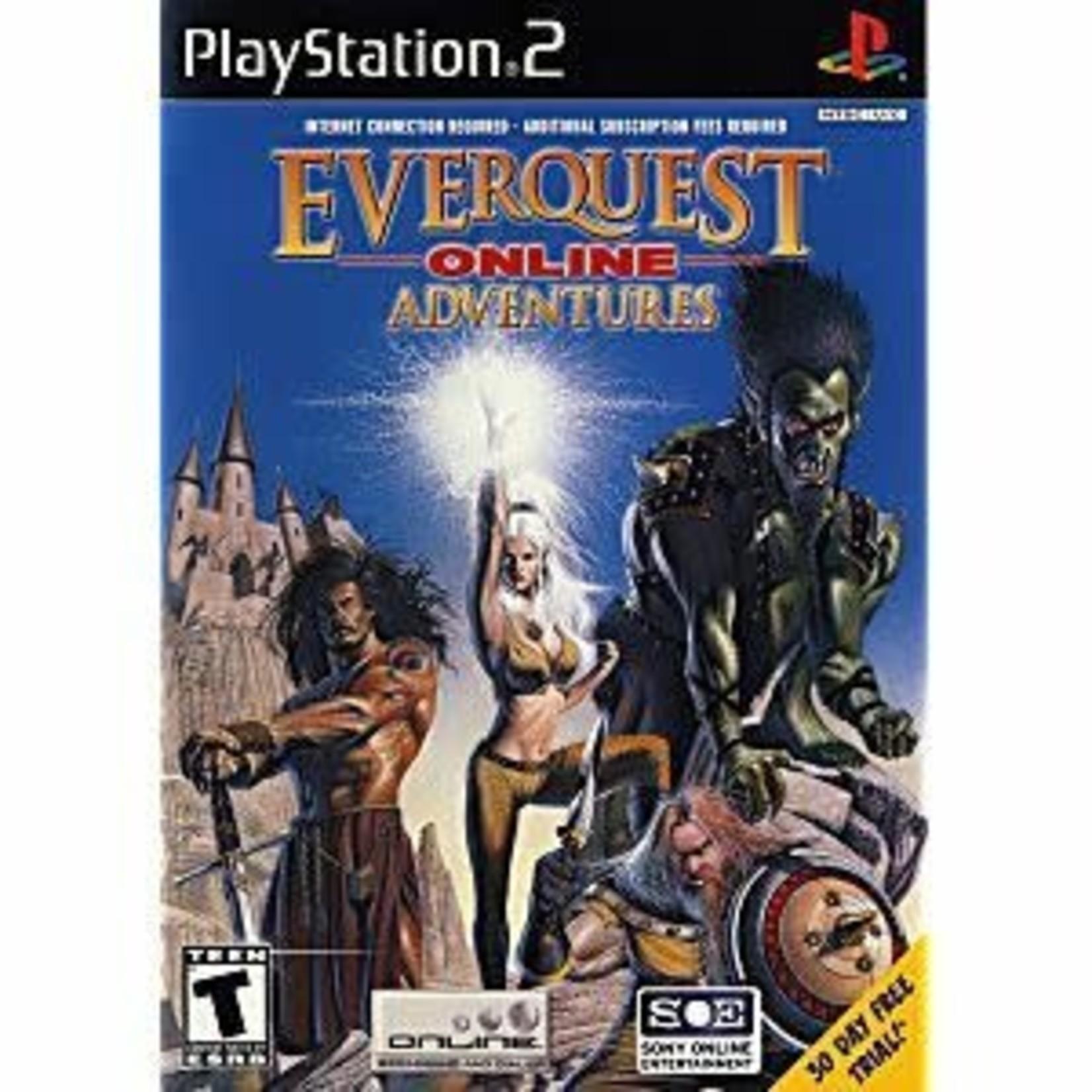 PS2U-Everquest Online Adventures