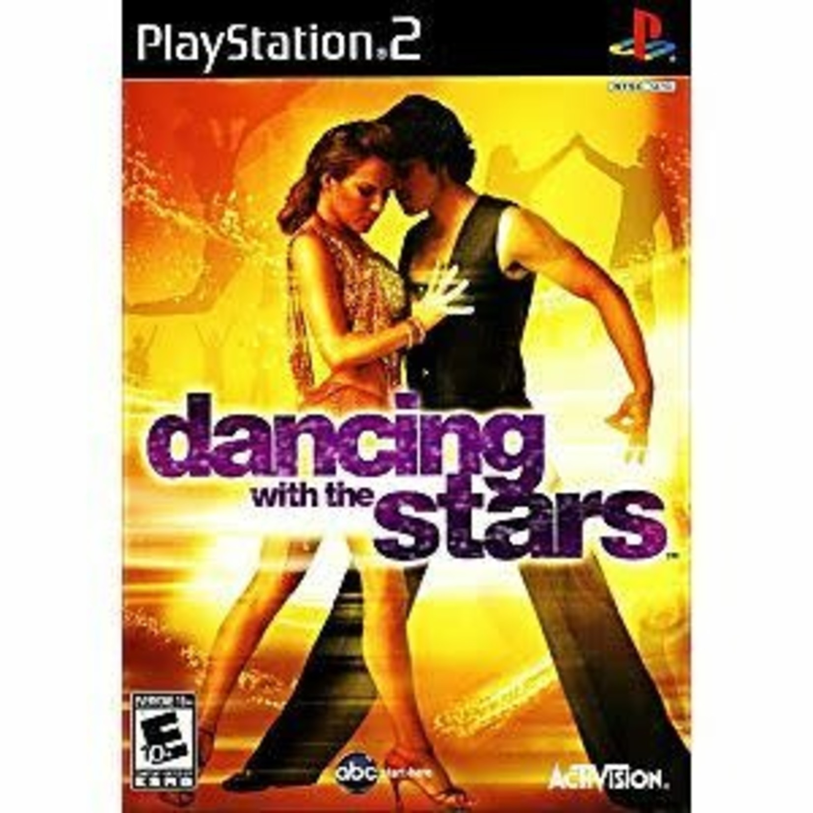 PS2U-DANCING WITH THE STARS