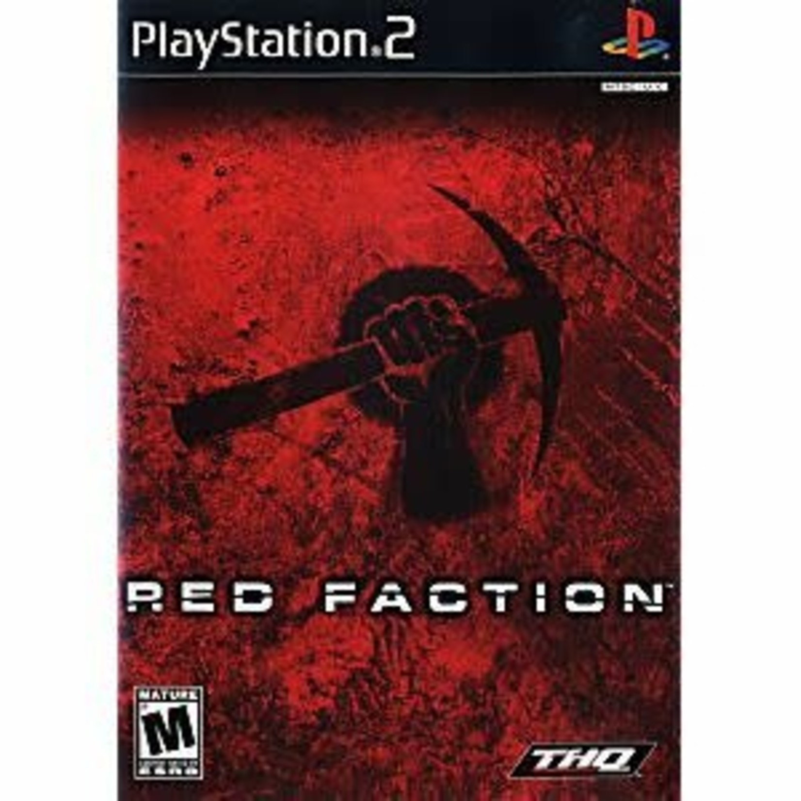 PS2U-RED FACTION