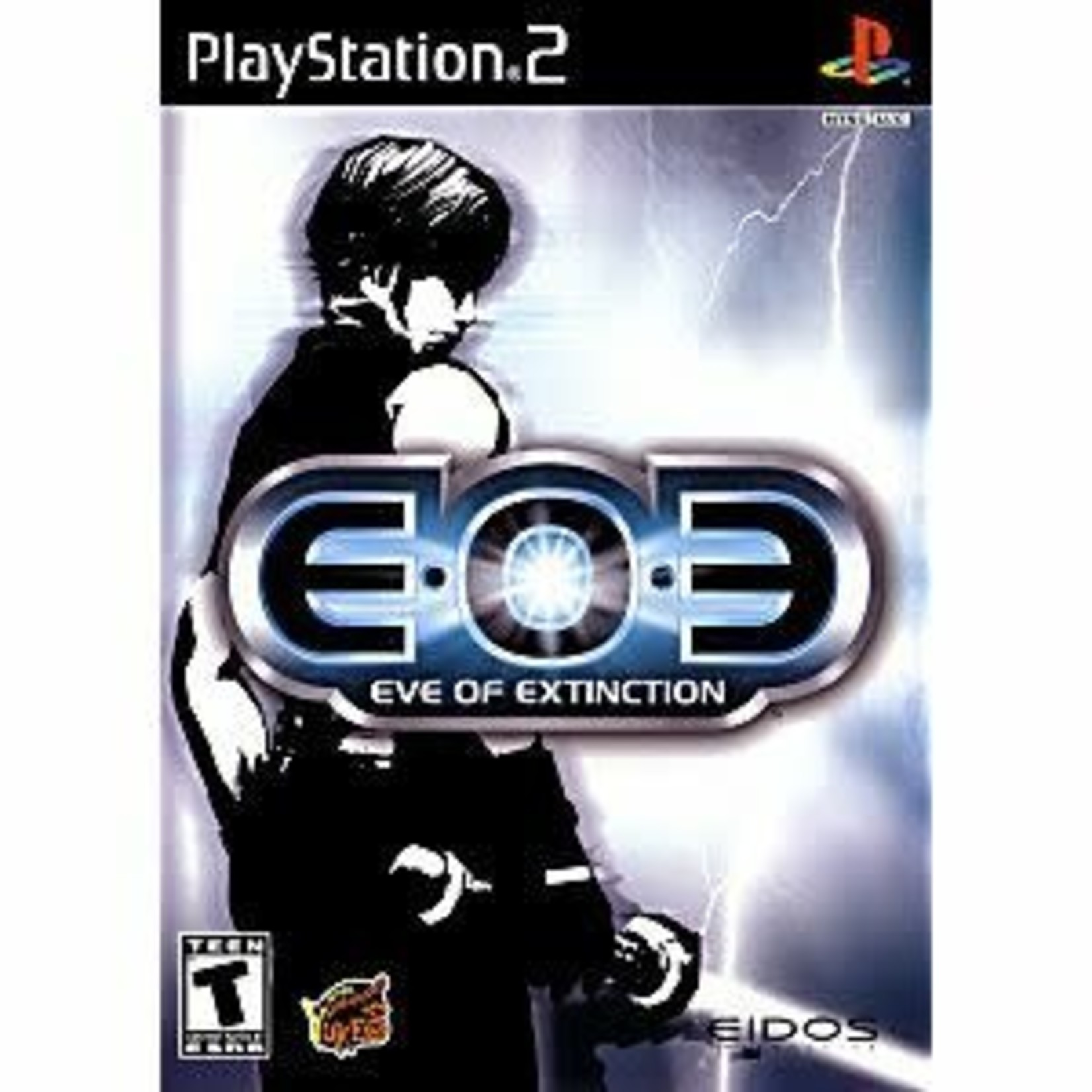 PS2U-EVE OF EXTINCTION