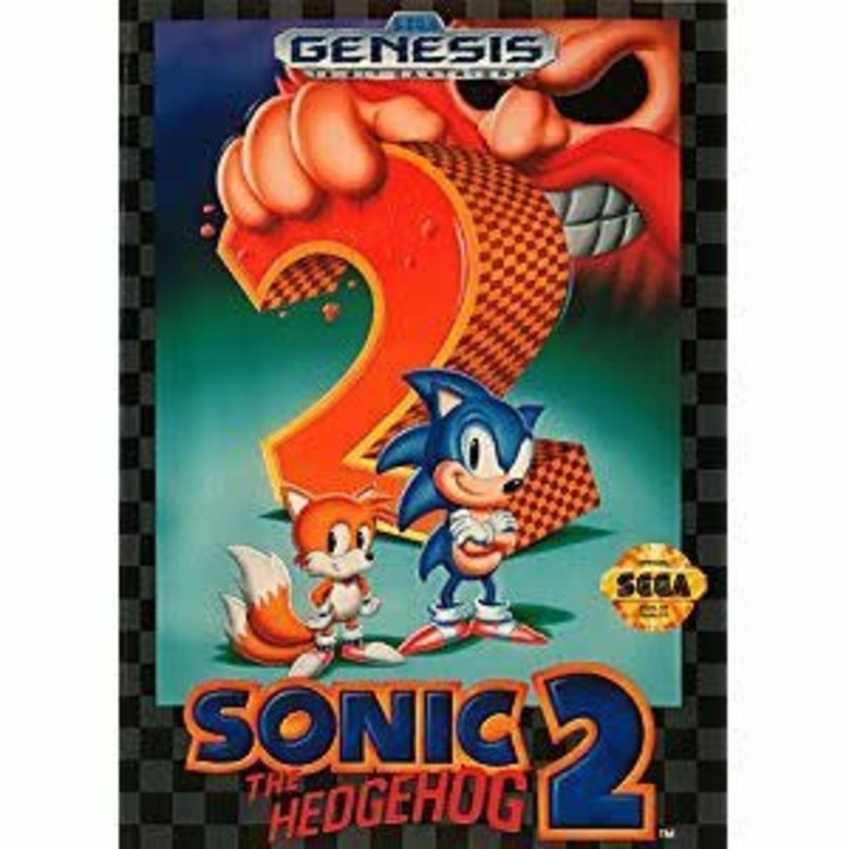 SGU-Sonic the Hedgehog 2 (cartridge)