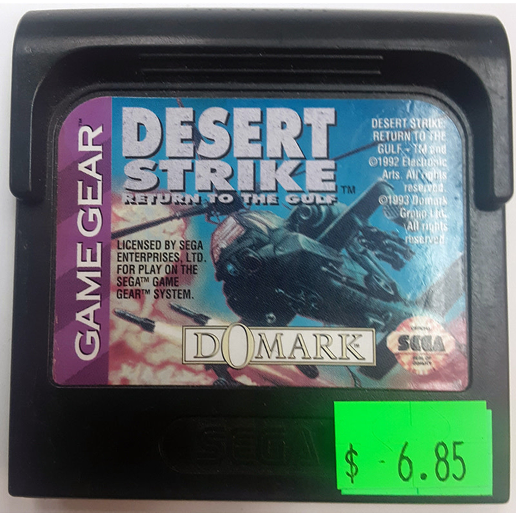 GGu-Desert Strike Return to the Gulf