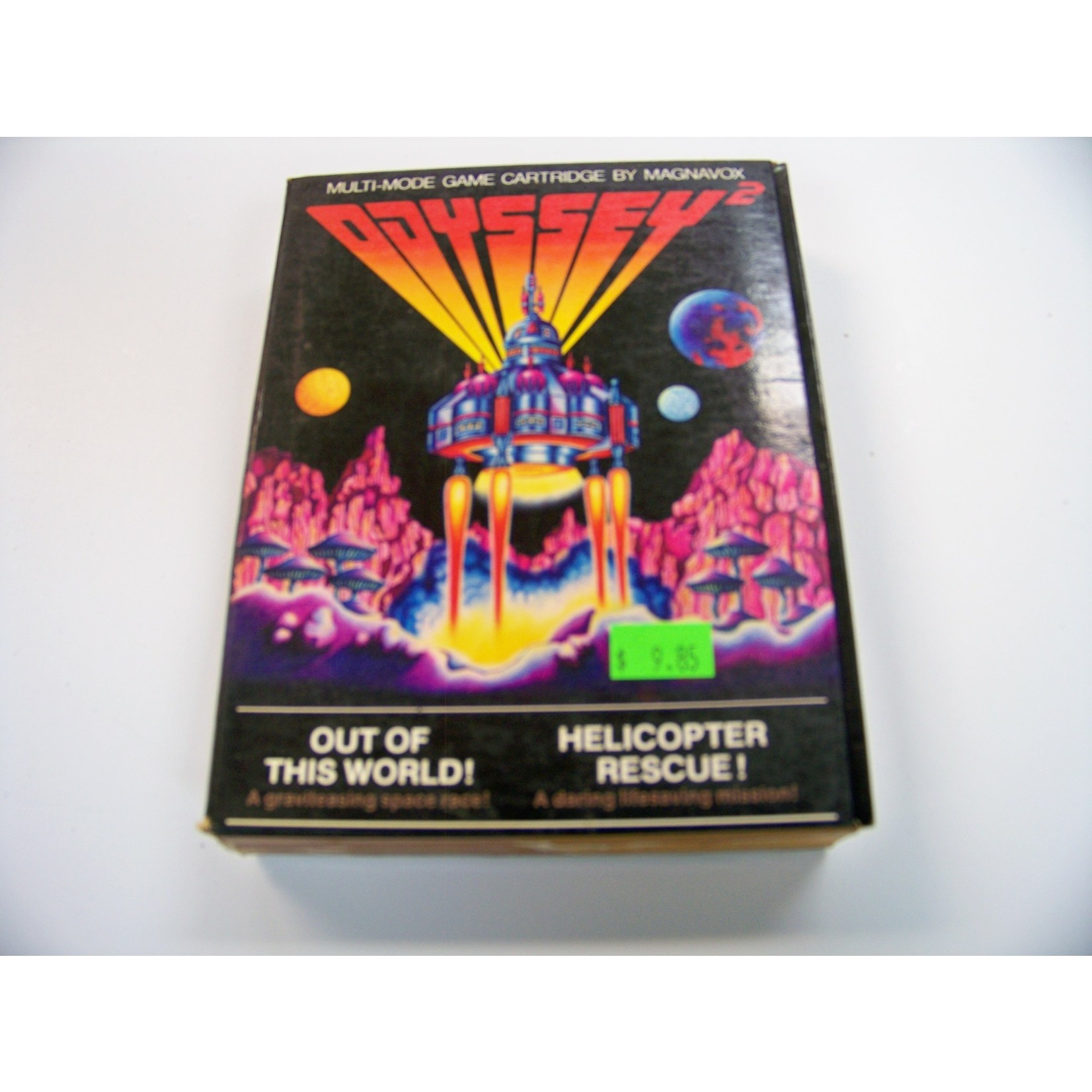 OD2U-Out Of This World!/Helicopter Rescue (BOXED)