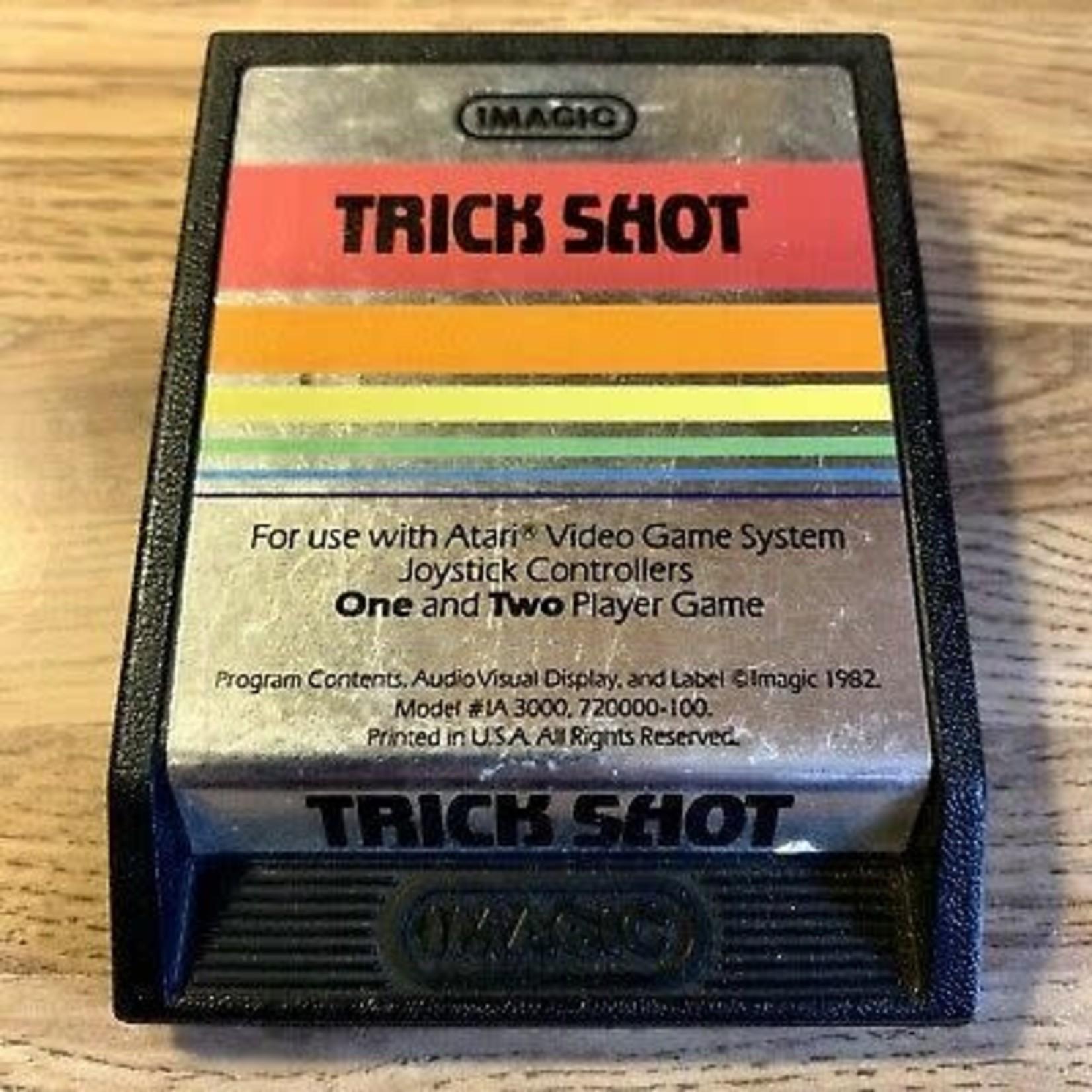 atariu-Trick Shot (cart only)