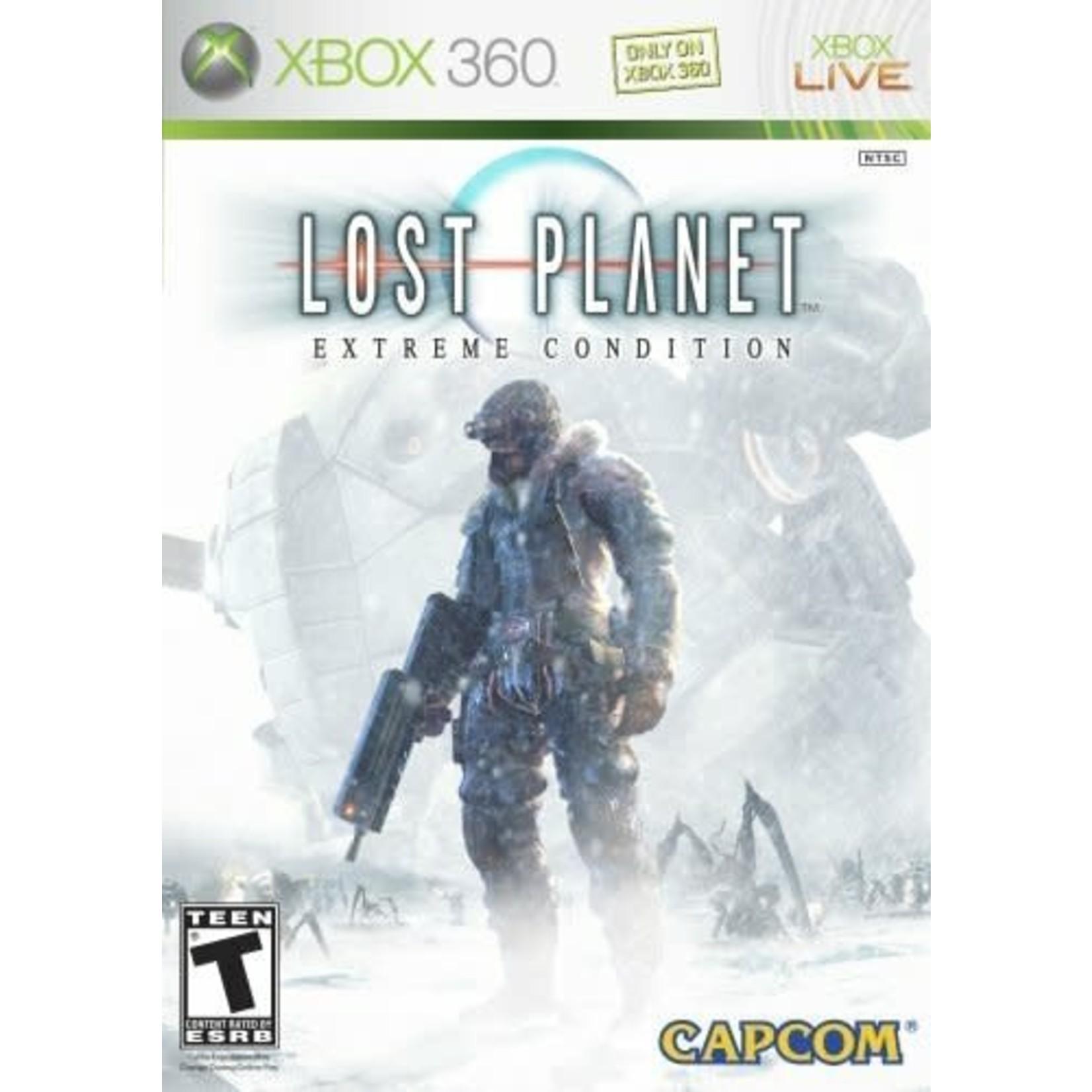 X3U-LOST PLANET
