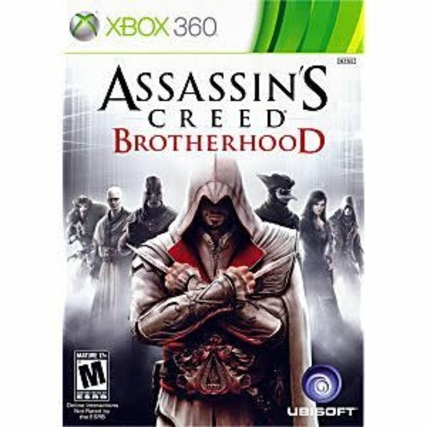 X3U-Assassin's Creed: Brotherhood