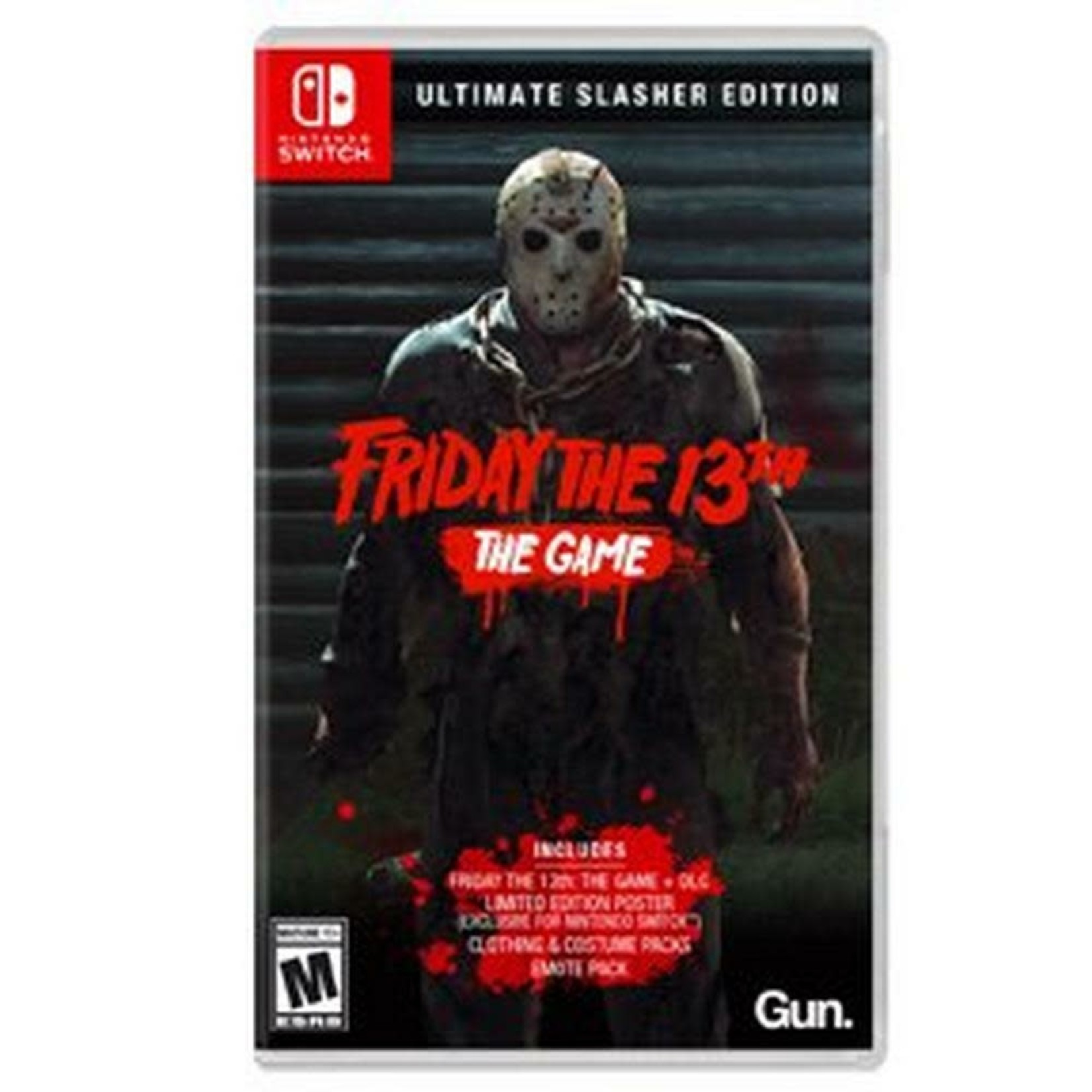 SWITCHU-Friday the 13th: The Game Ultimate Slasher Edition