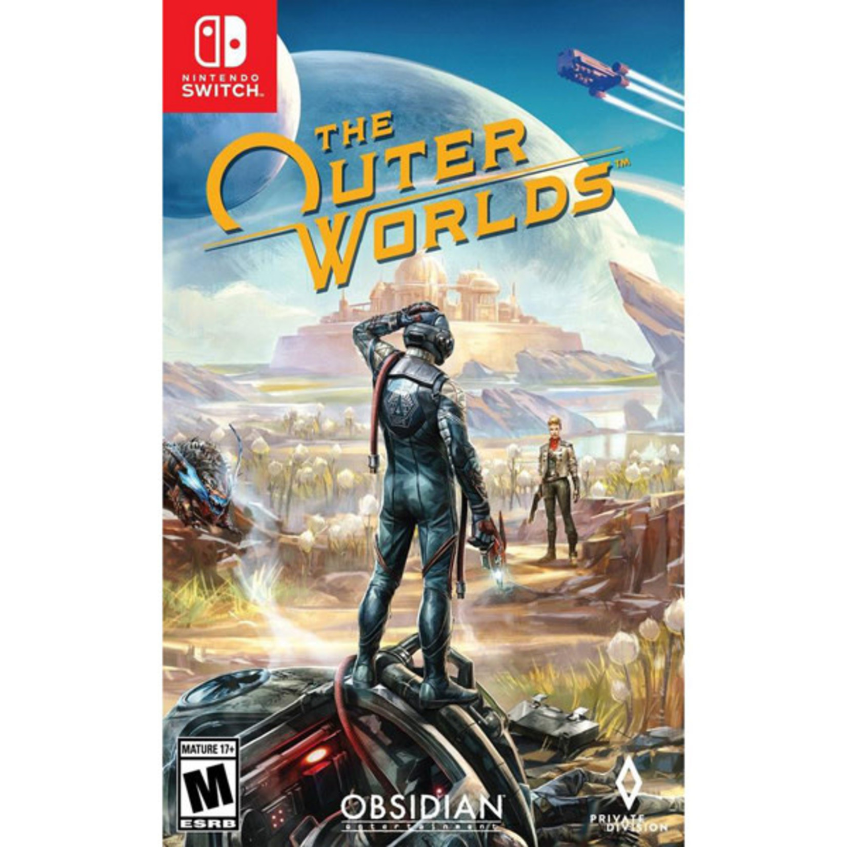 Switch-The Outer Worlds