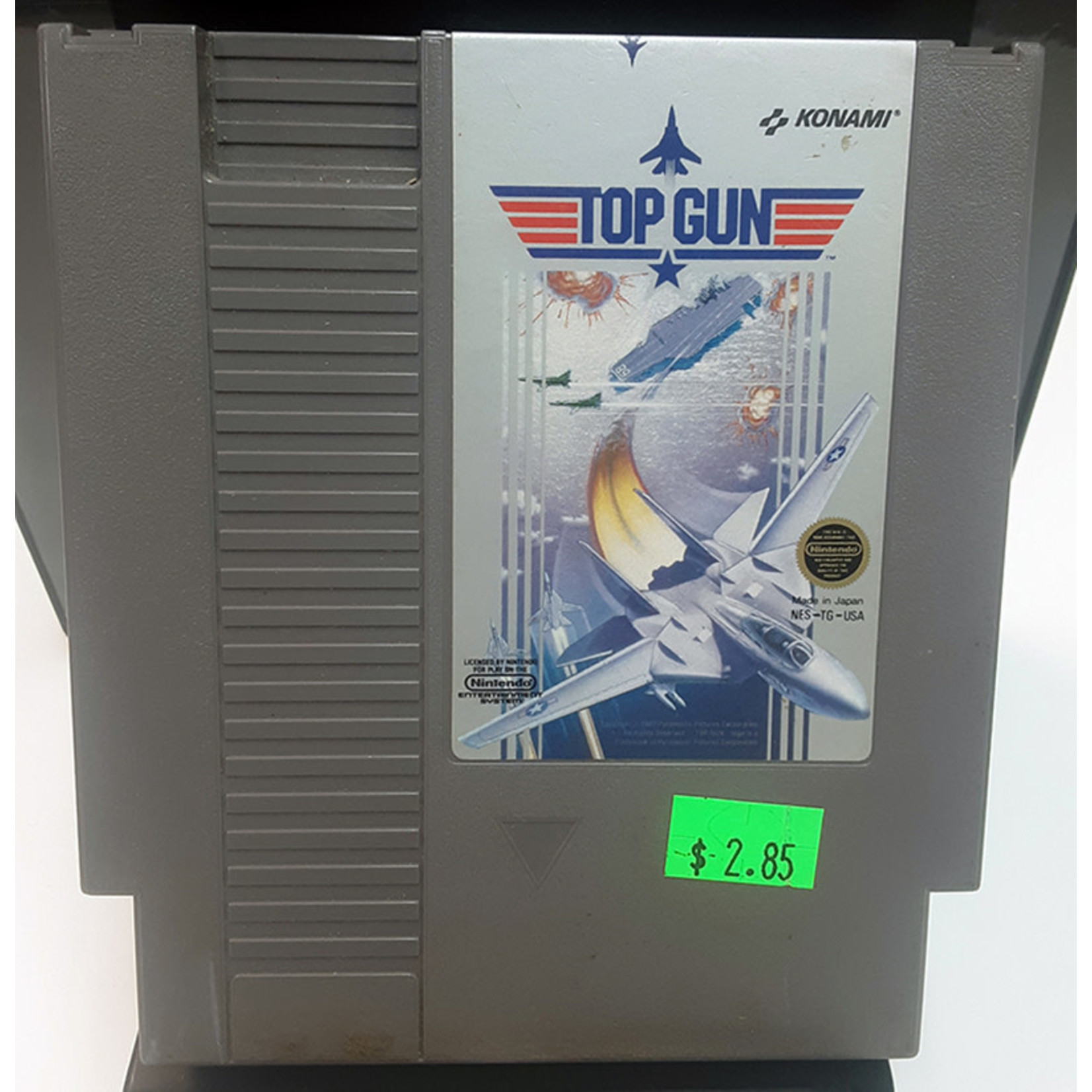 NESU-TOP GUN (cartridge)