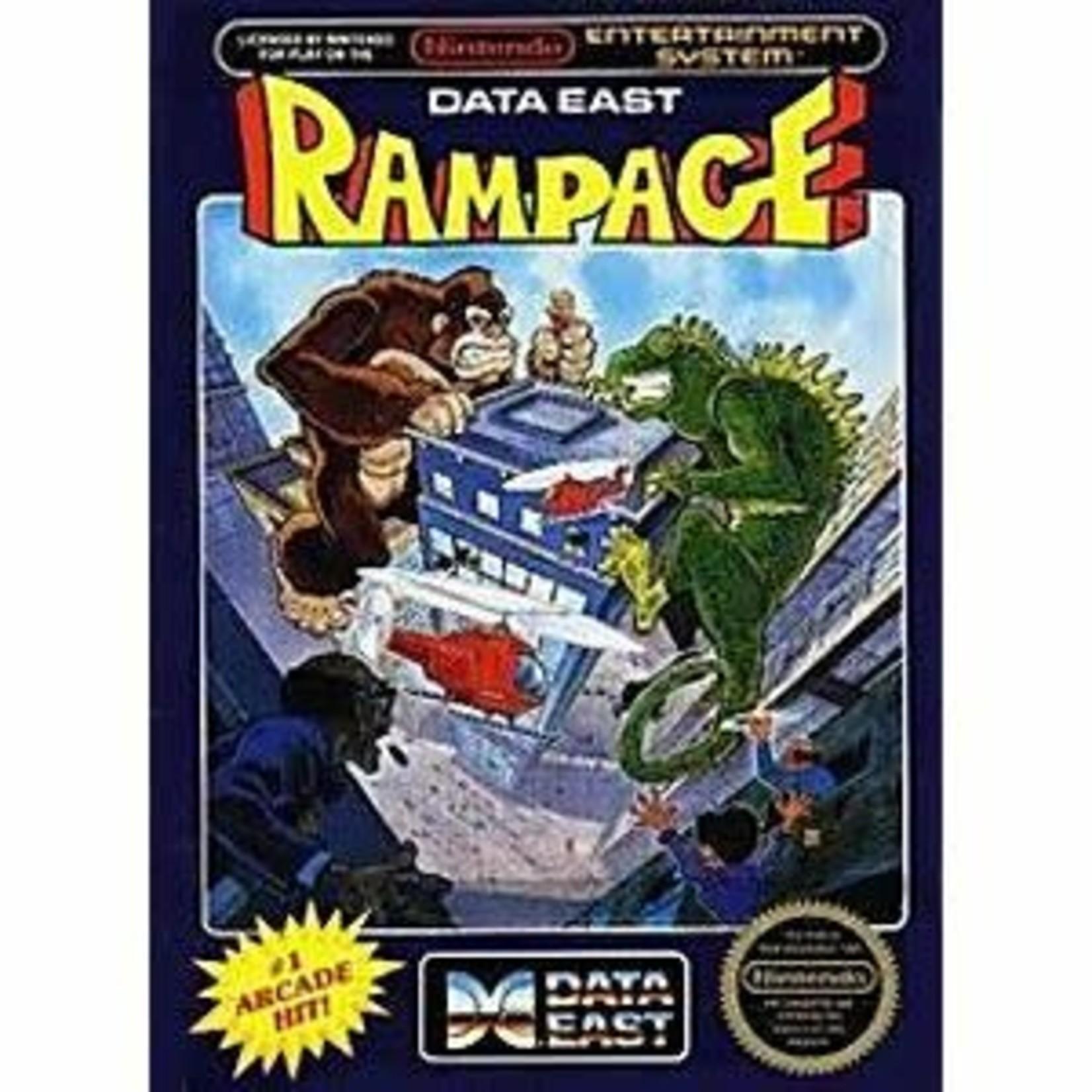 NESu-Rampage (hardcase)