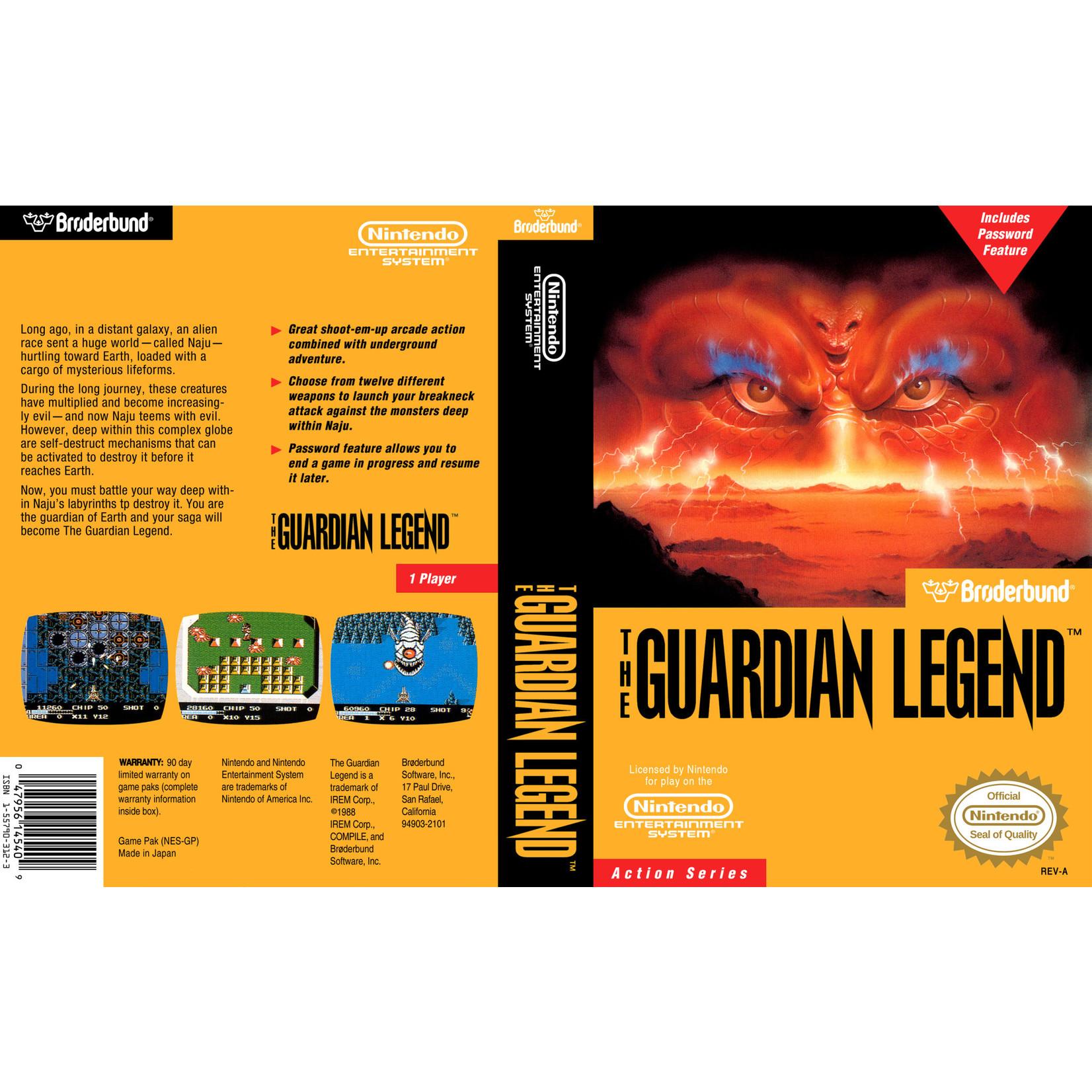 nesu-The Guardian Legend (complete)