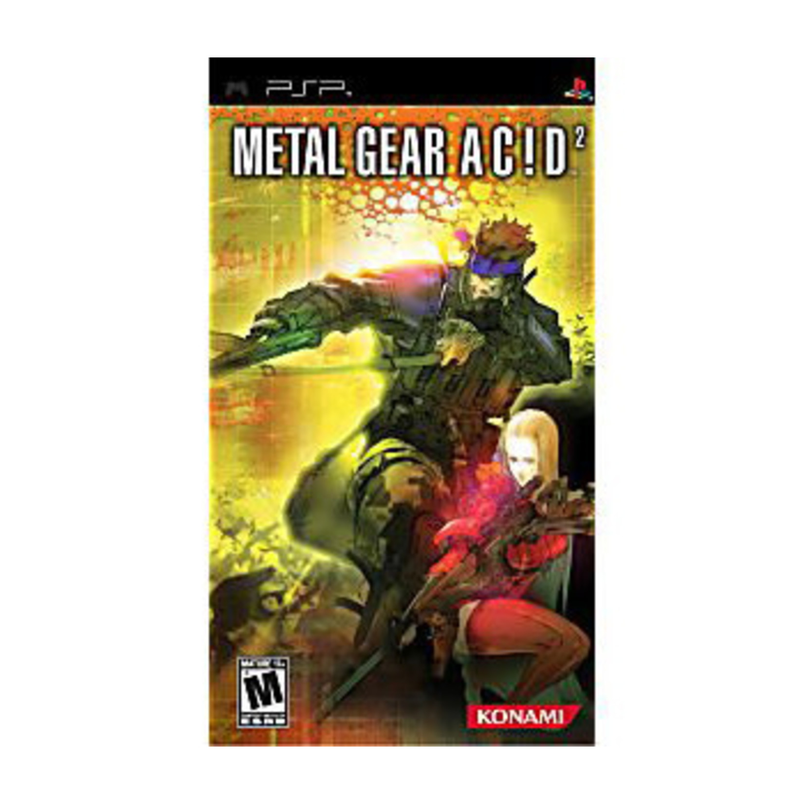PSPU-Metal Gear Acid 2