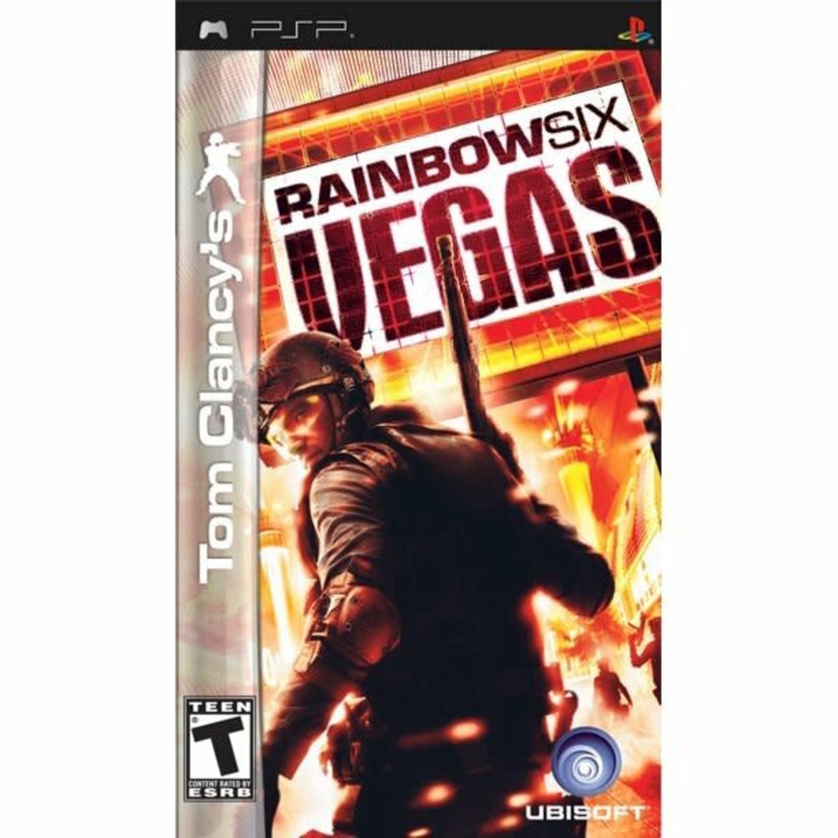 pspu-Rainbow Six Vegas