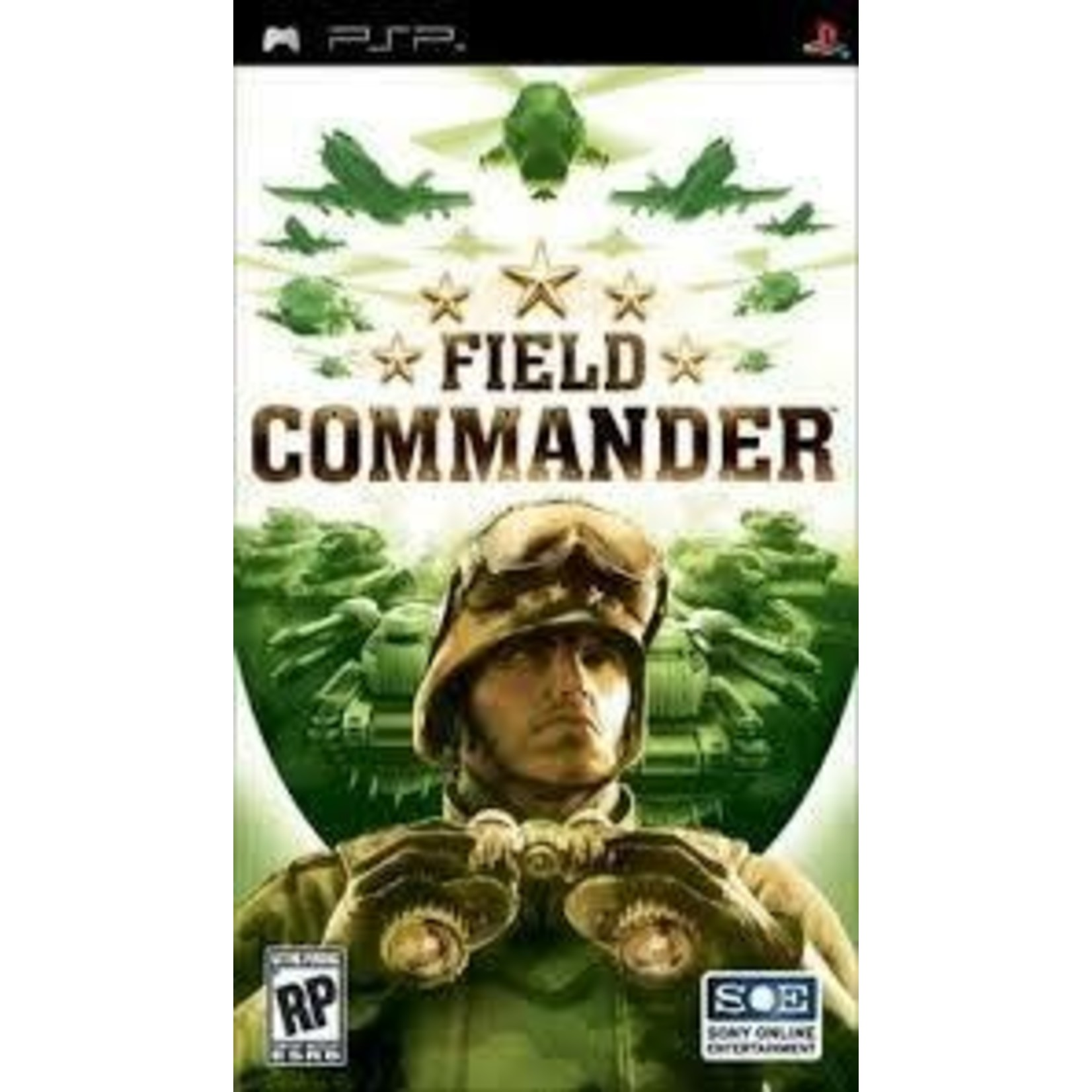 PSPU-Field Commander