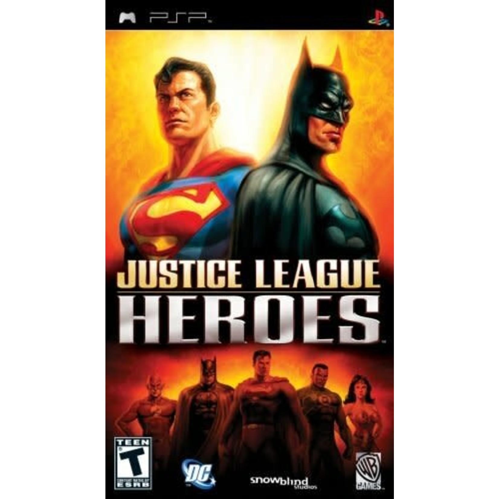 PSPU-Justice League Heroes