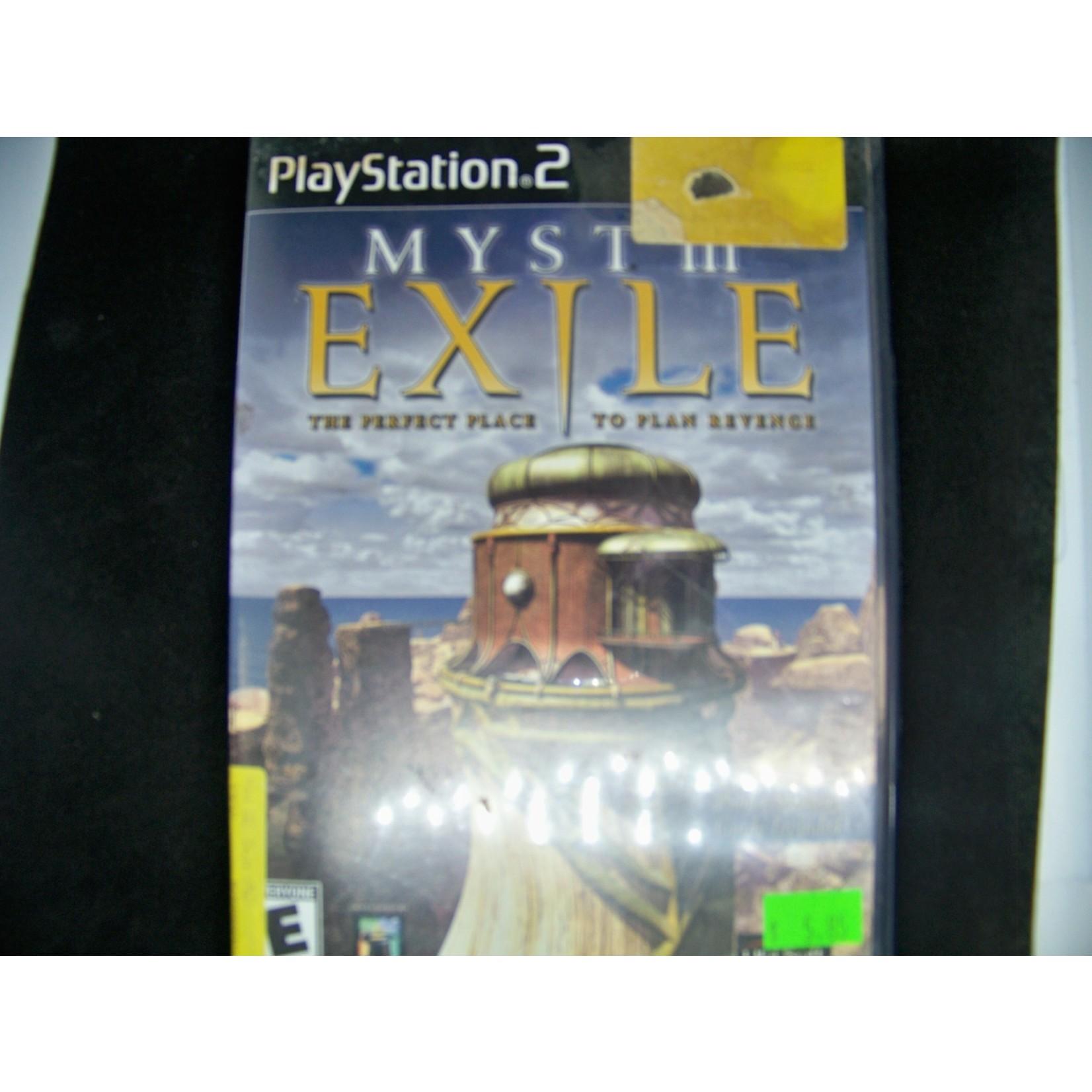 PS2u-Myst III Exile