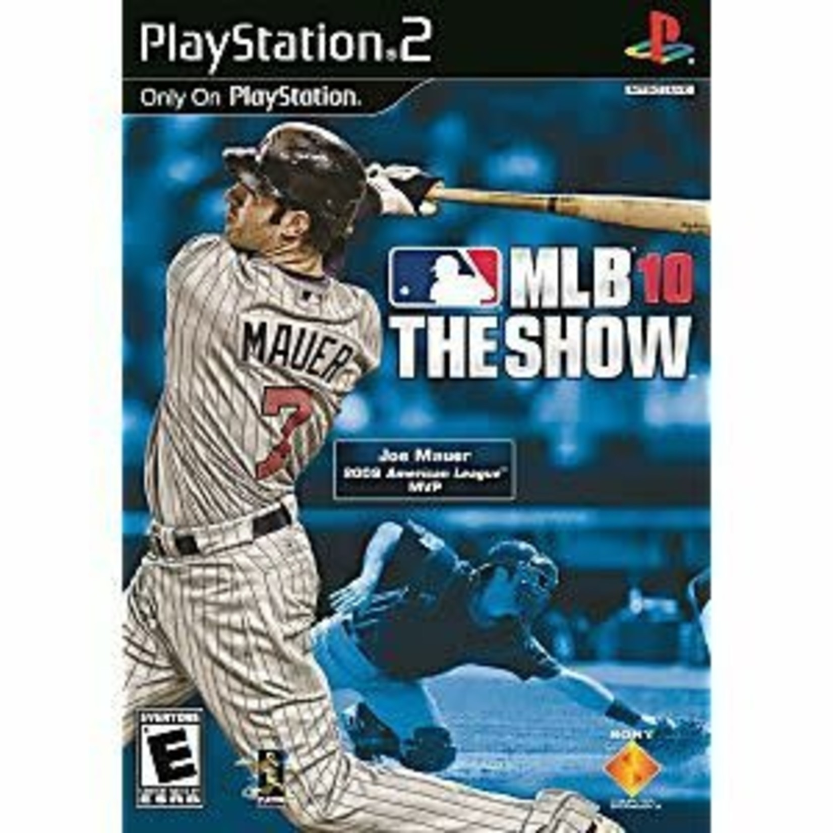PS2U-MLB 10 The Show